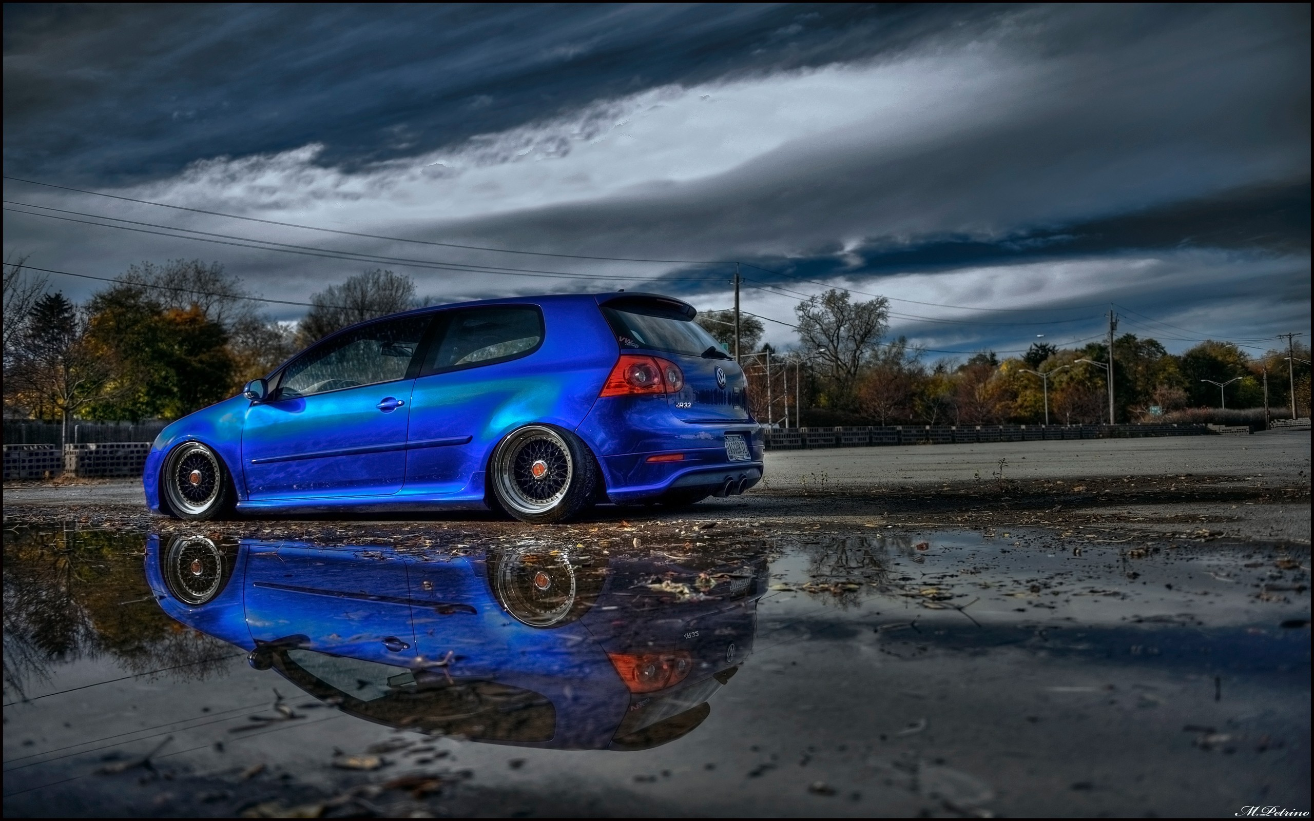 cars HDR Photography Volkswagen HD Wallpaper