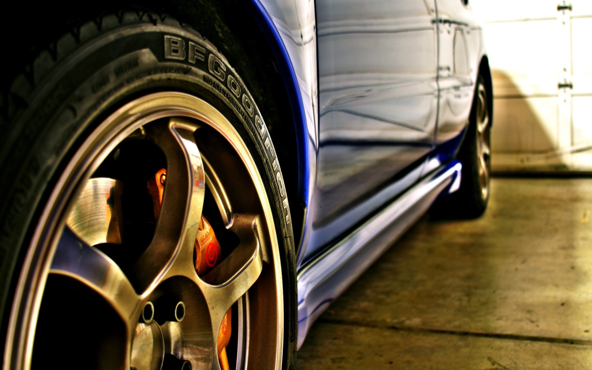 cars HDR Photography wheels HD Wallpaper