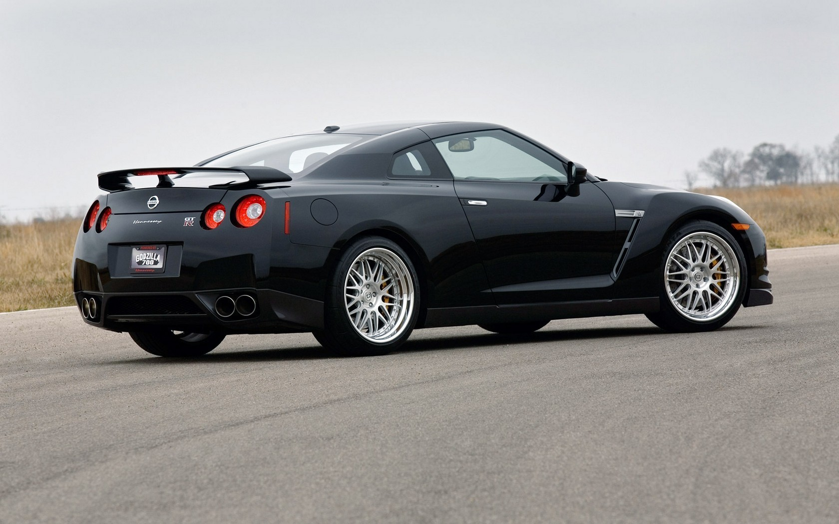 cars Hennessey Nissan Skyline HD Wallpaper