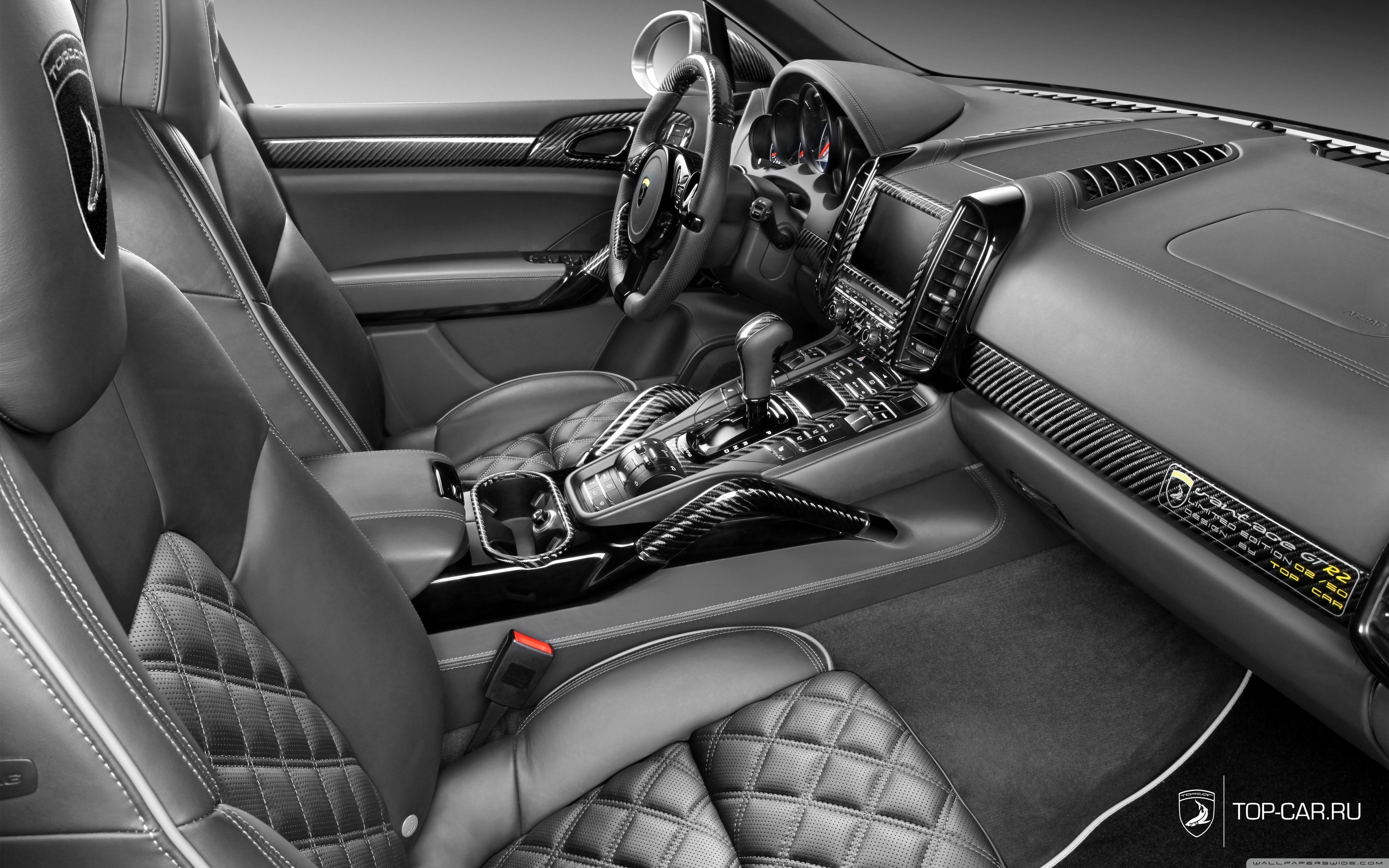 cars interior Vantage porsche HD Wallpaper