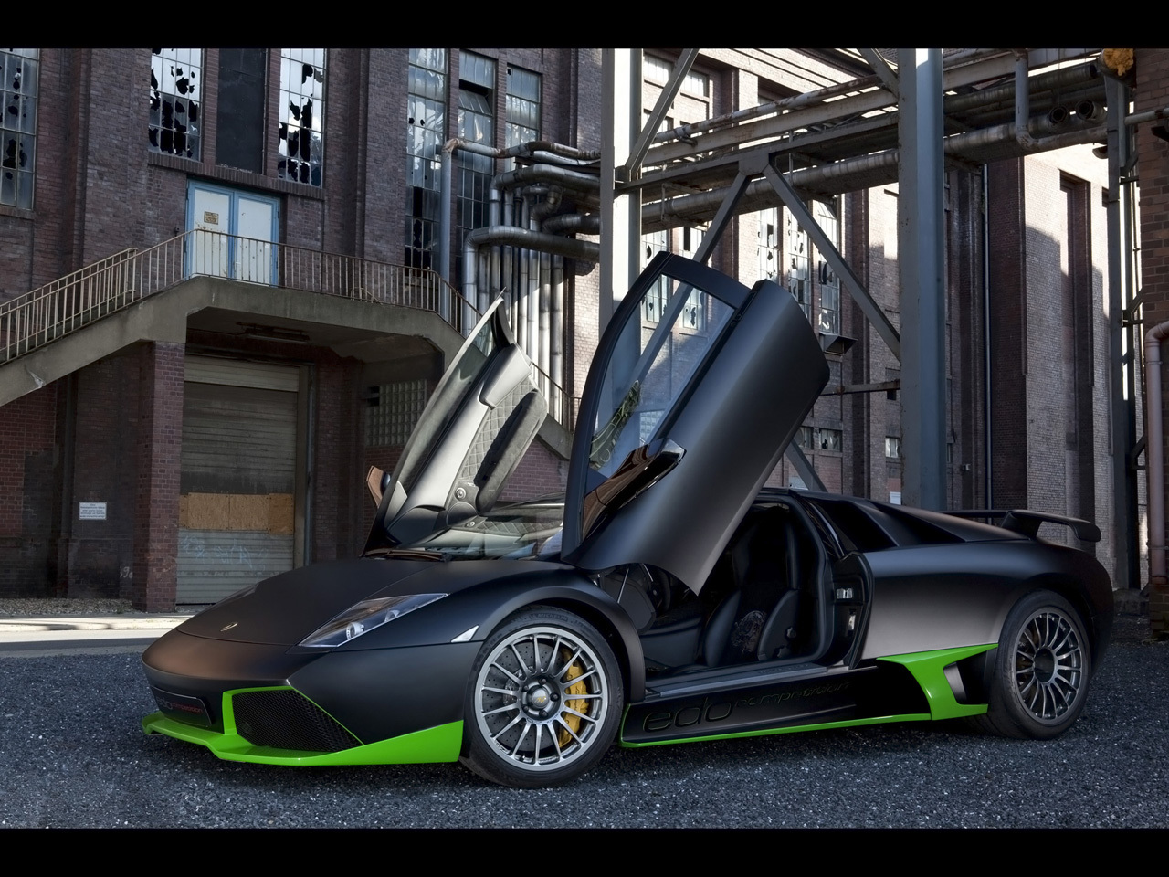 cars Lamborghini Edo Competition HD Wallpaper
