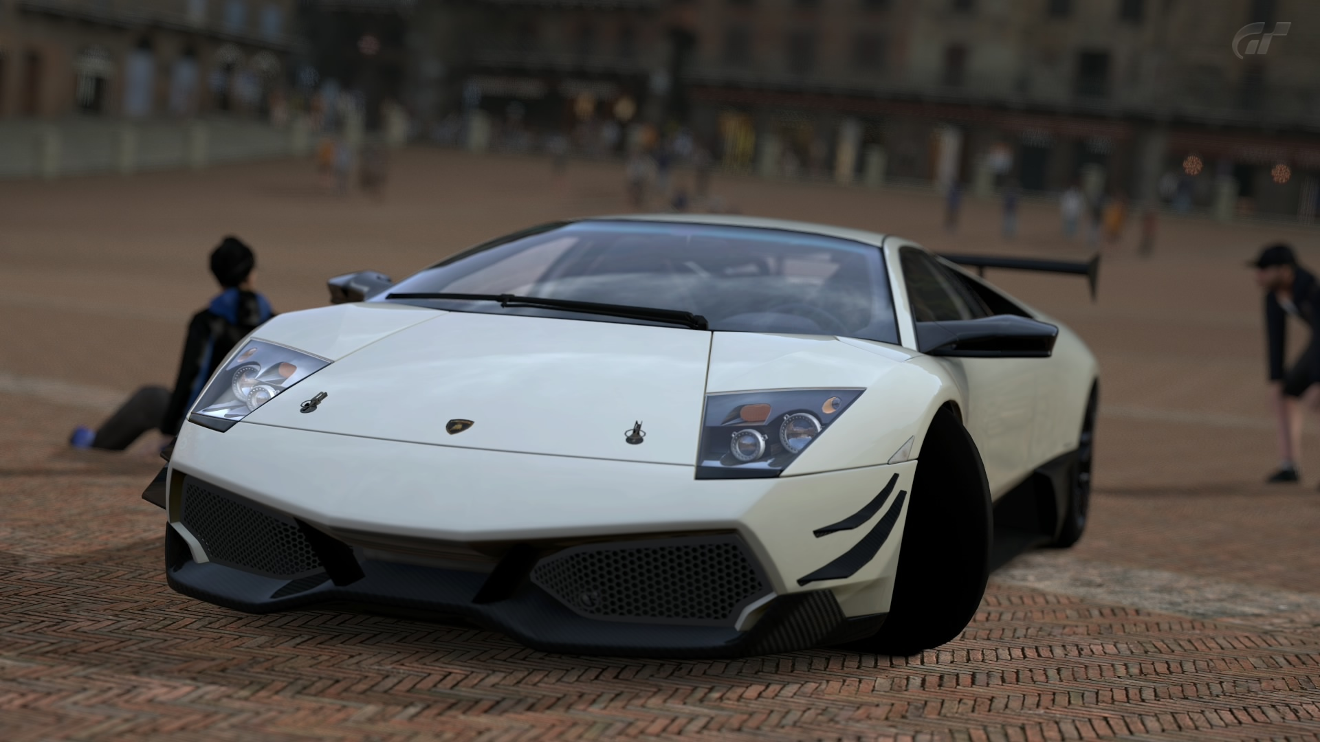 cars Lamborghini Gran Turismo HD Wallpaper