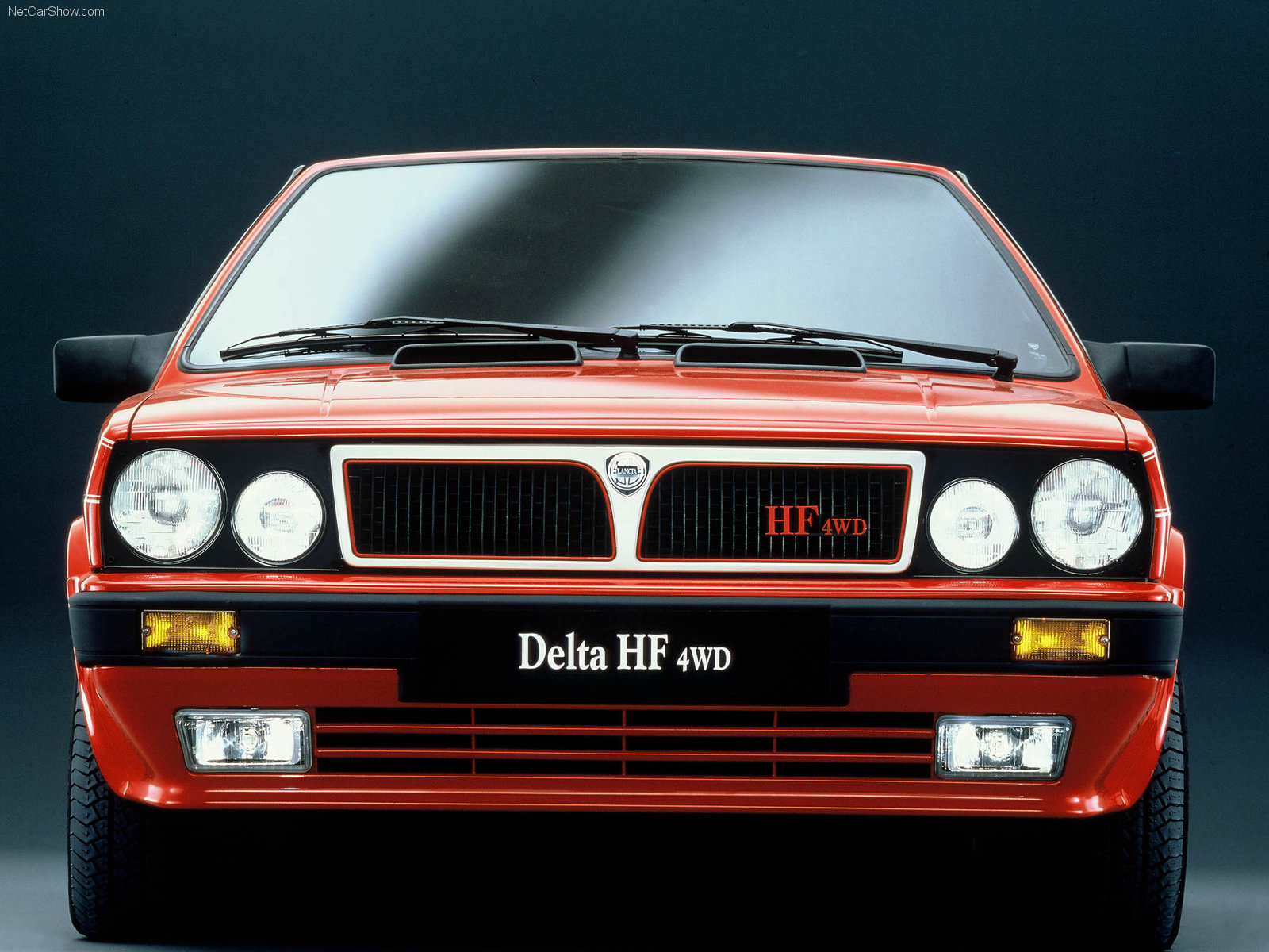 cars Lancia Delta Car HD Wallpaper