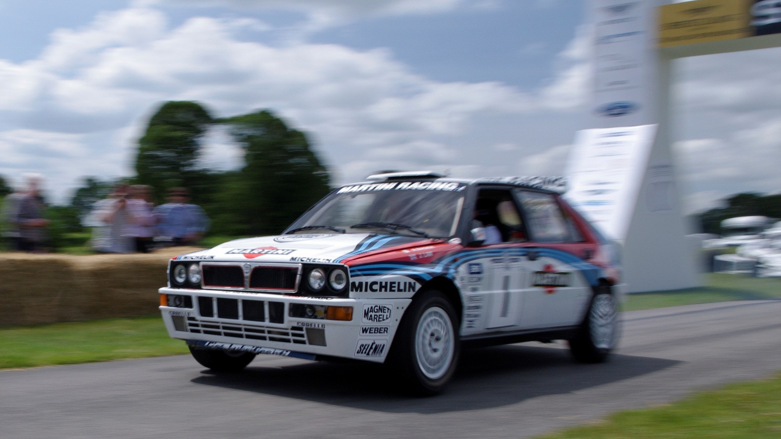 cars Lancia Delta HF Integrale 8v HD Wallpaper