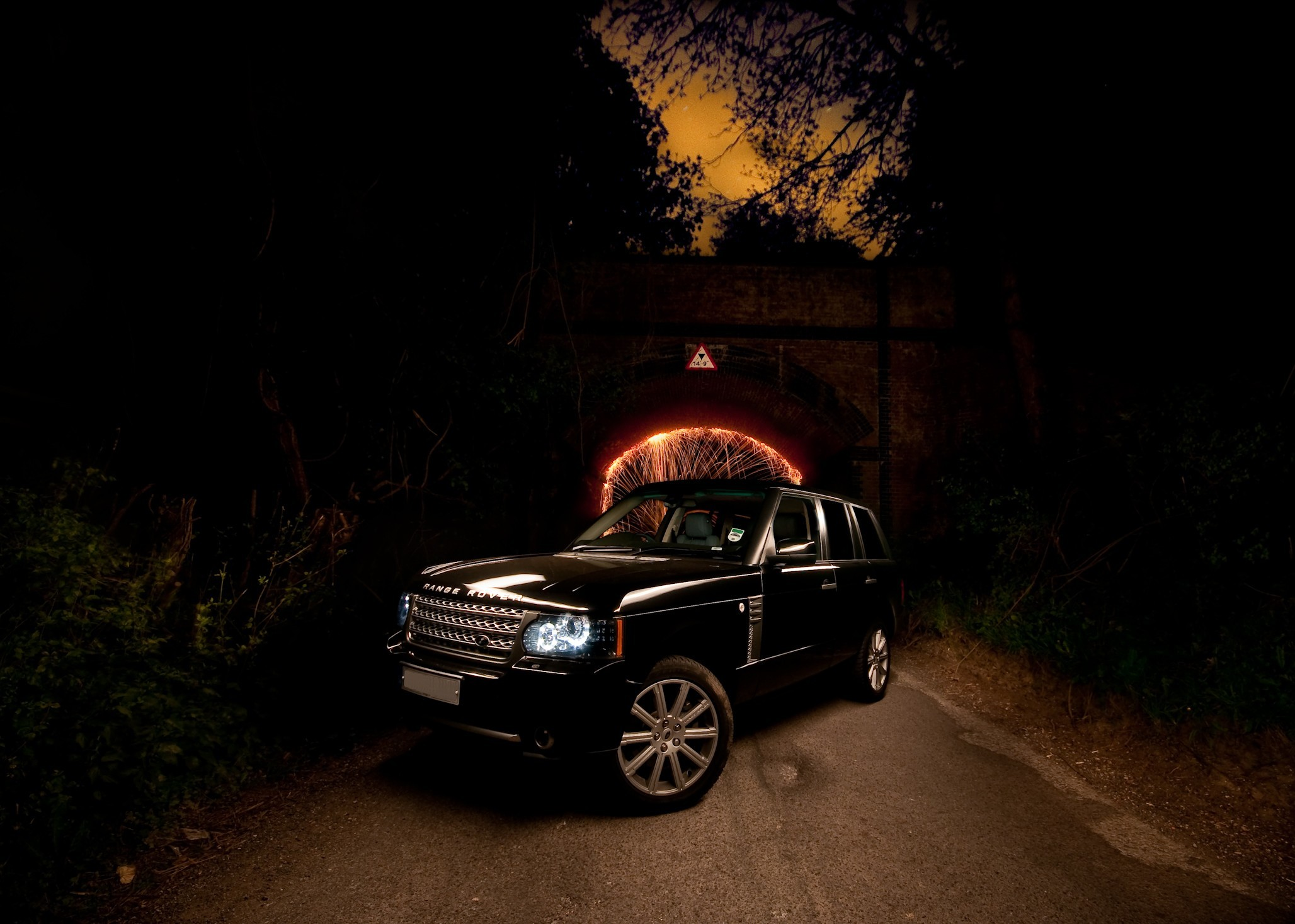 cars Land Rover Range HD Wallpaper