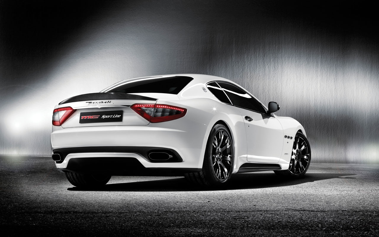 cars Maserati Gran turismo HD Wallpaper