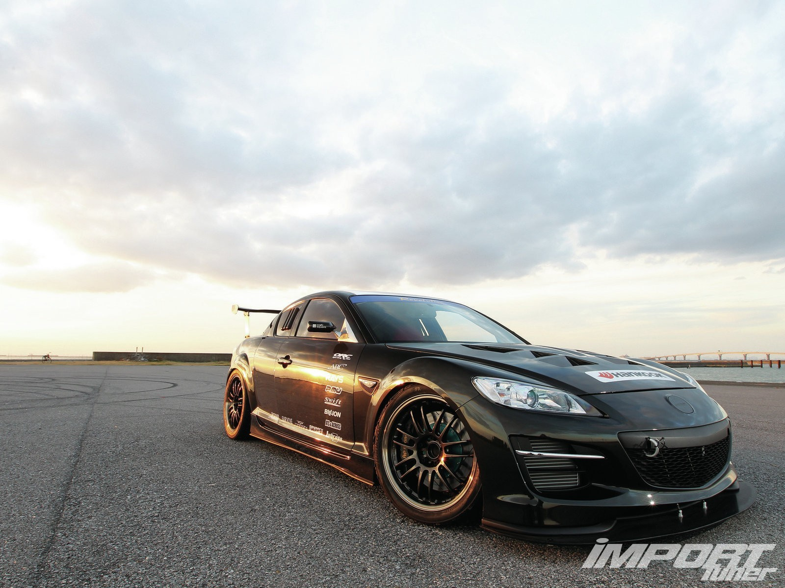 cars Mazda vehicles tuning HD Wallpaper