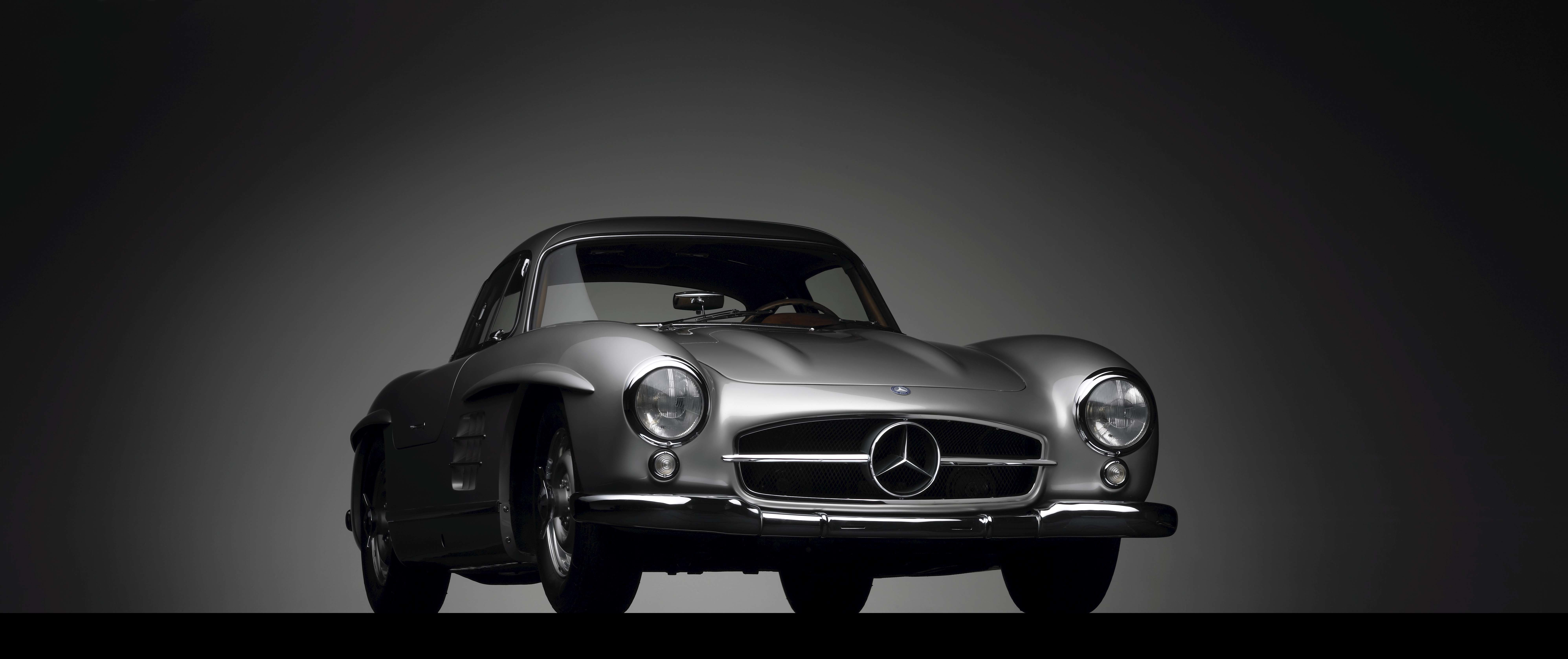 cars Mercedes-Benz 300SL HD Wallpaper