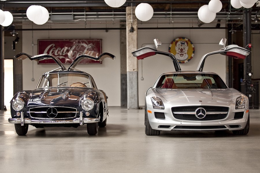 cars Mercedes-Benz 300SL Mercedes-Benz