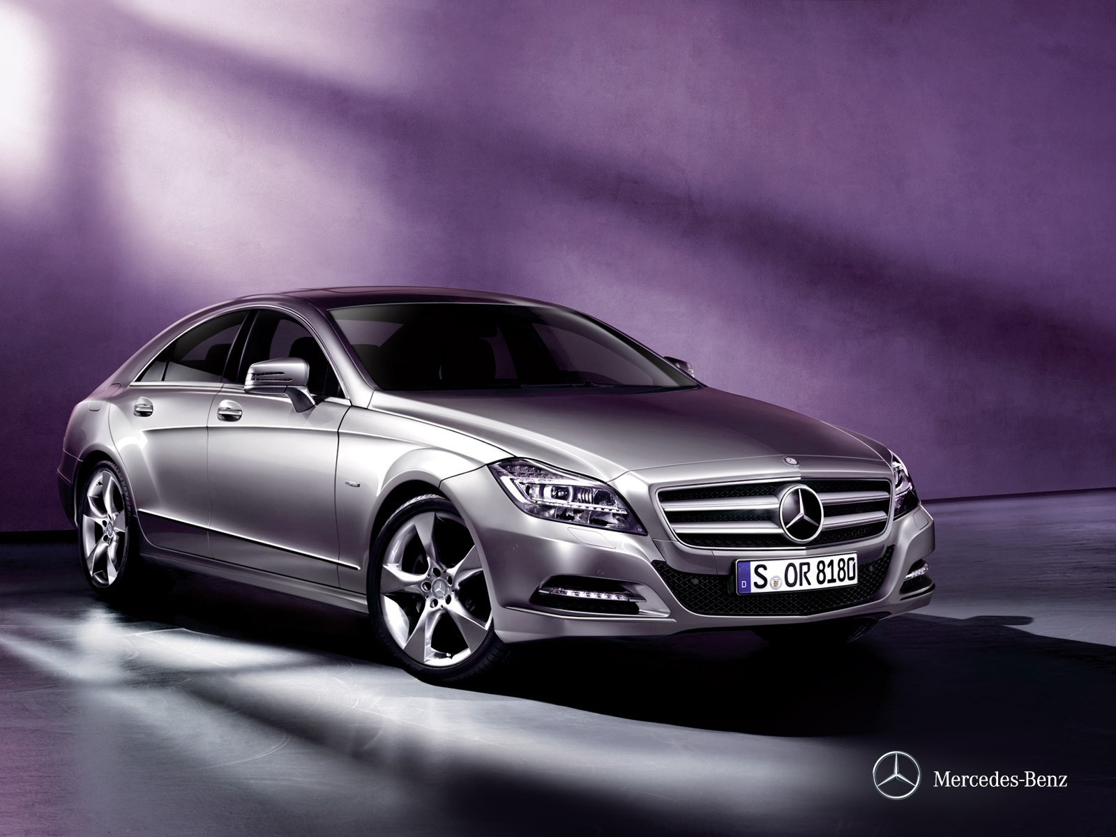 cars Mercedes-Benz CLS-Class Mercedes-Benz HD Wallpaper