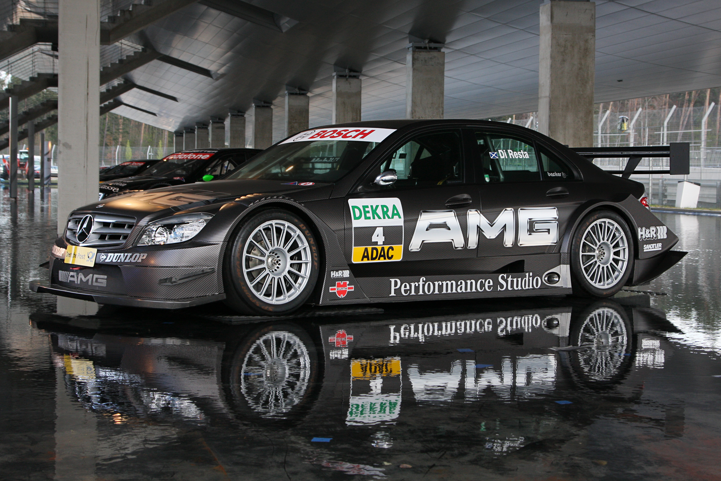 cars Mercedes benz dtm