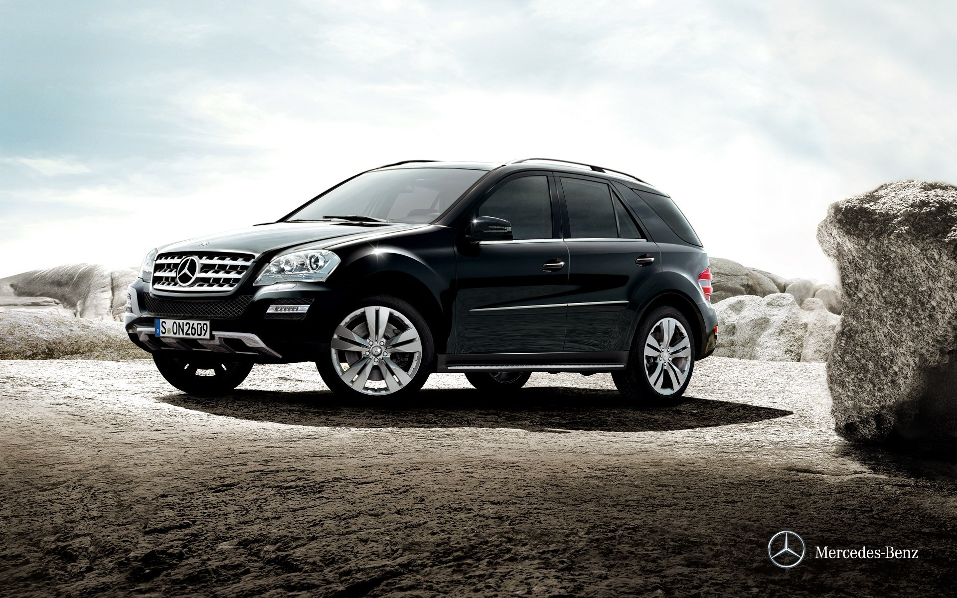 cars Mercedes Benz ML HD Wallpaper