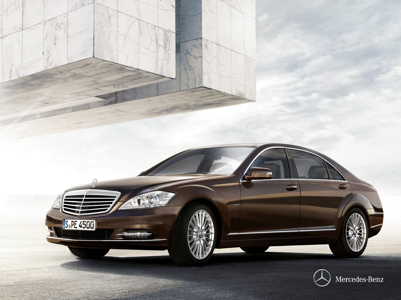 cars Mercedes-Benz S-Class Mercedes-Benz HD Wallpaper