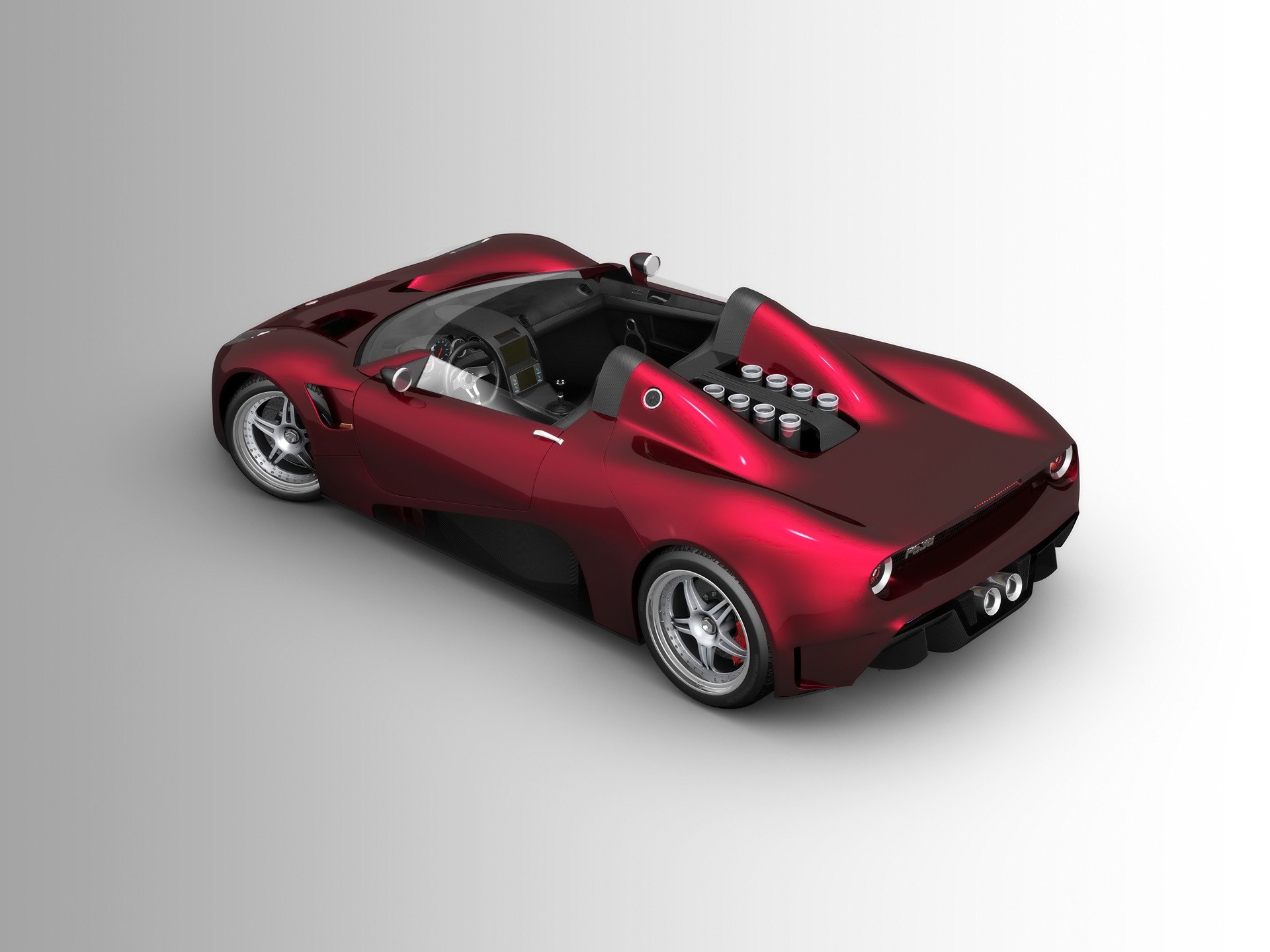 cars muscle Prototypes vehicles HD Wallpaper