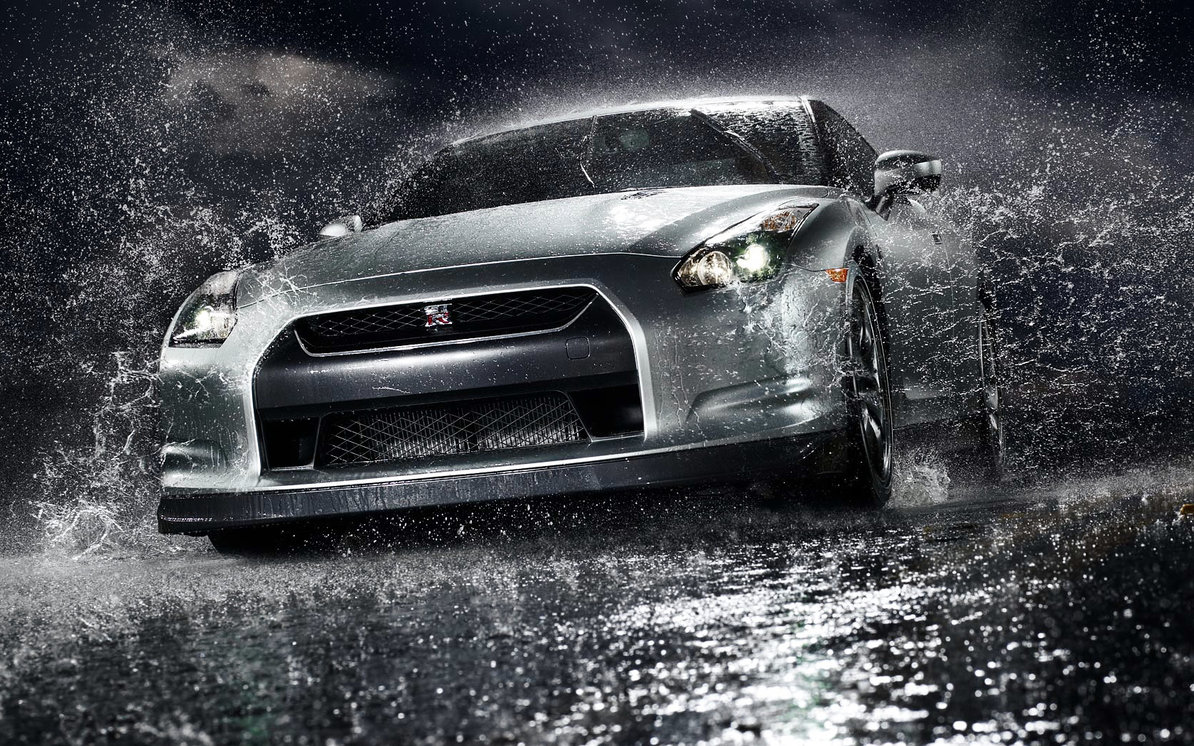 cars Nissan GT-R Car HD Wallpaper
