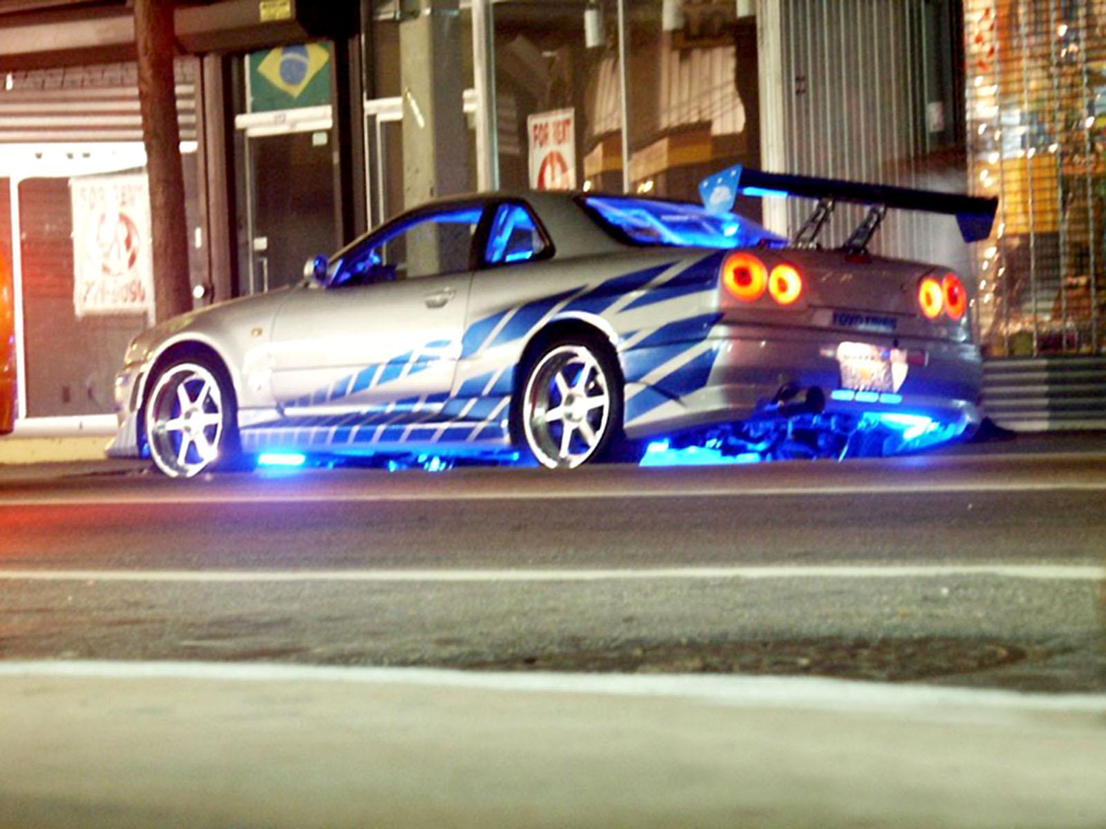 cars Nissan skyline fast HD Wallpaper