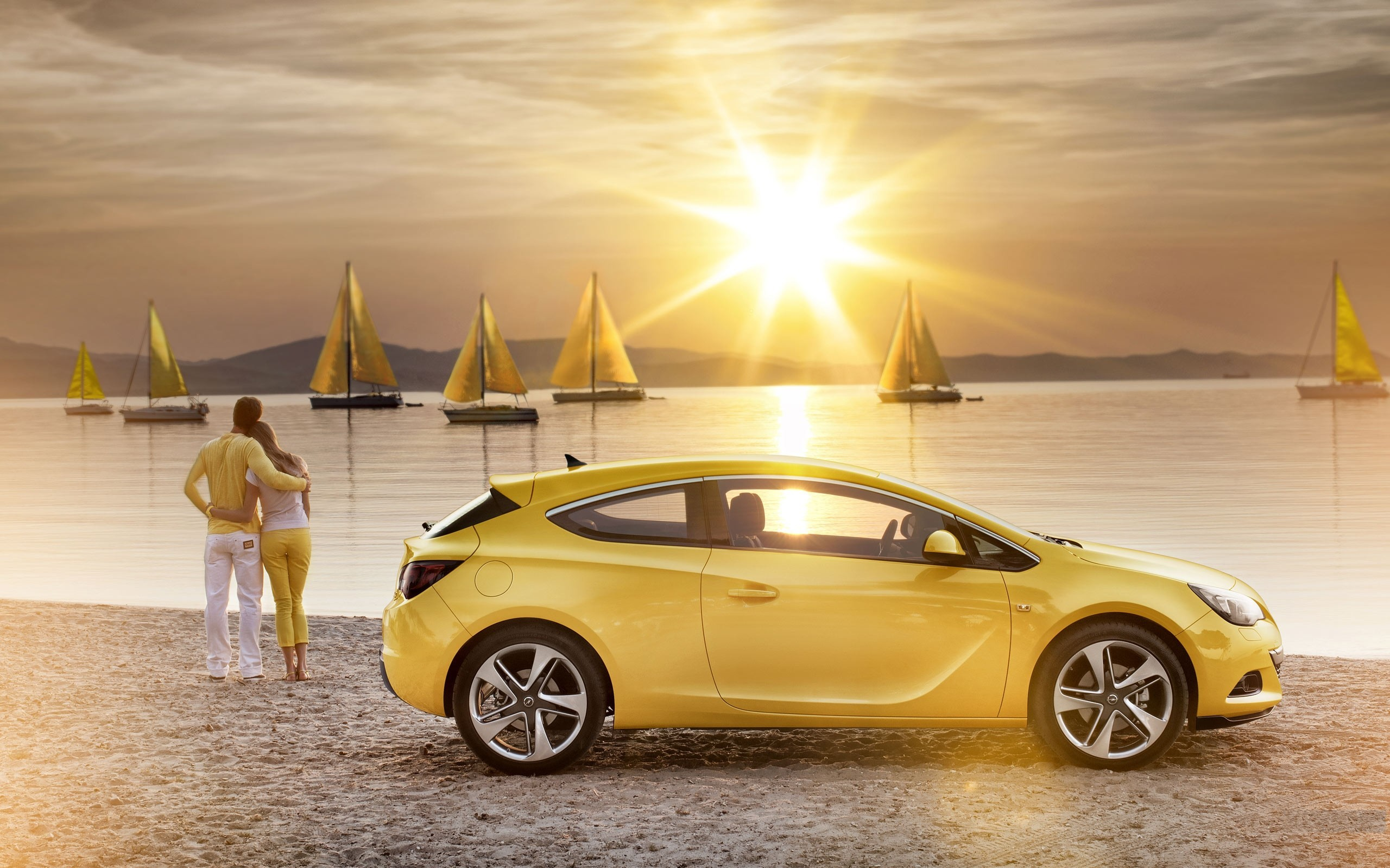 cars Opel Sailboats Opel HD Wallpaper
