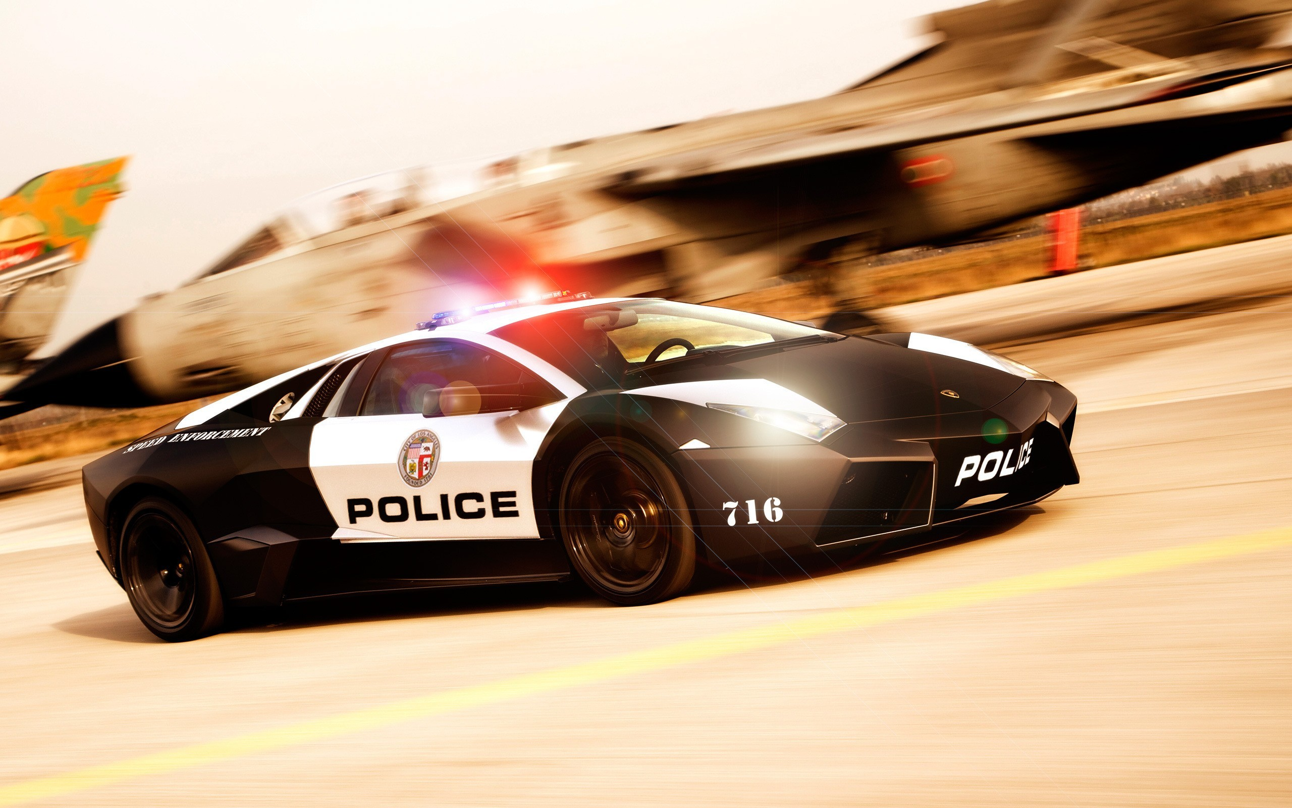 cars police Lamborghini need HD Wallpaper