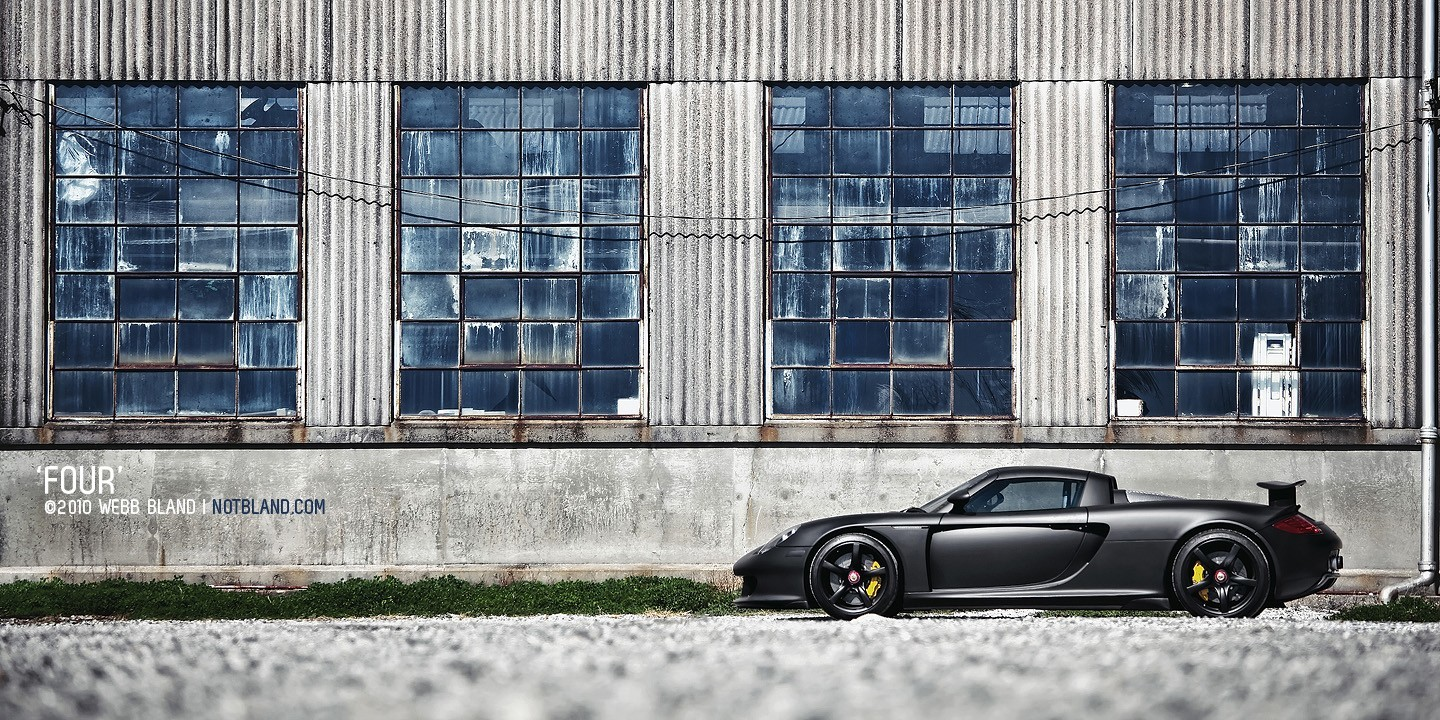 cars Porsche Carrera GT HD Wallpaper
