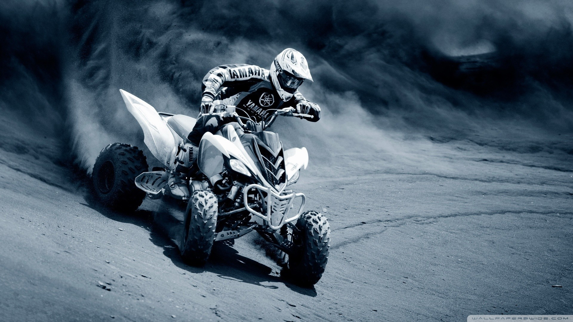 cars racing ATV HD Wallpaper