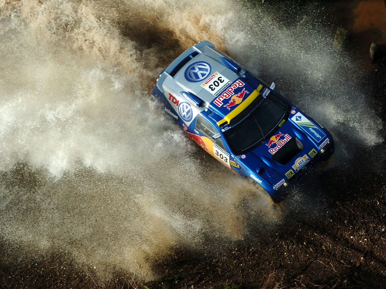 cars rally Red Bull HD Wallpaper