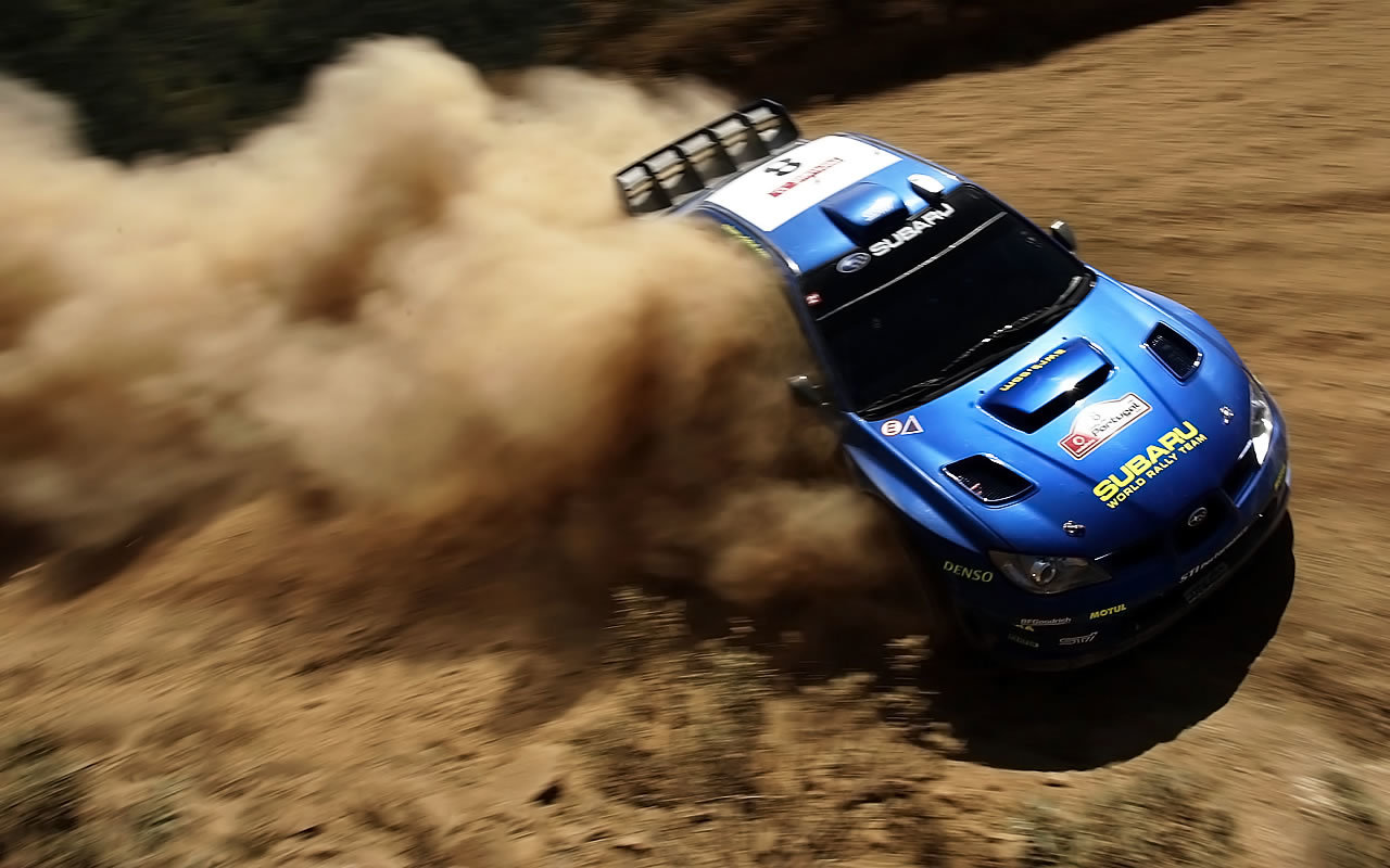 cars rally wrc subaru HD Wallpaper