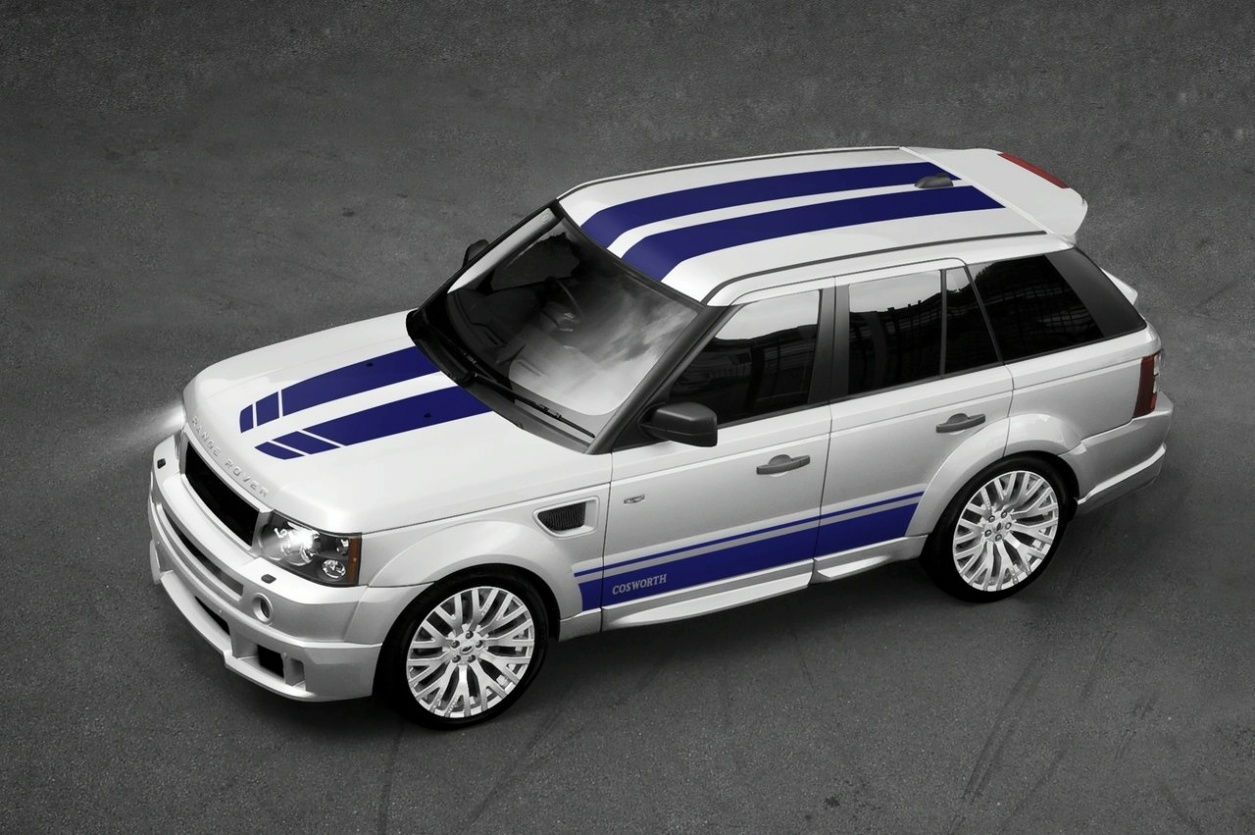 cars Range Rover Cosworth HD Wallpaper
