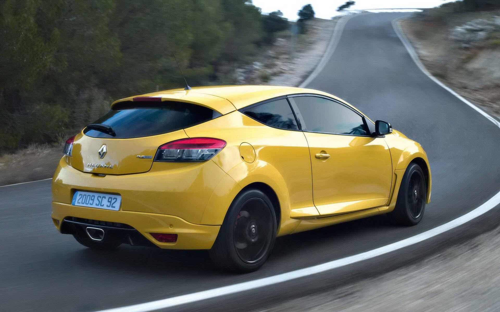 cars Renault Megane HD Wallpaper
