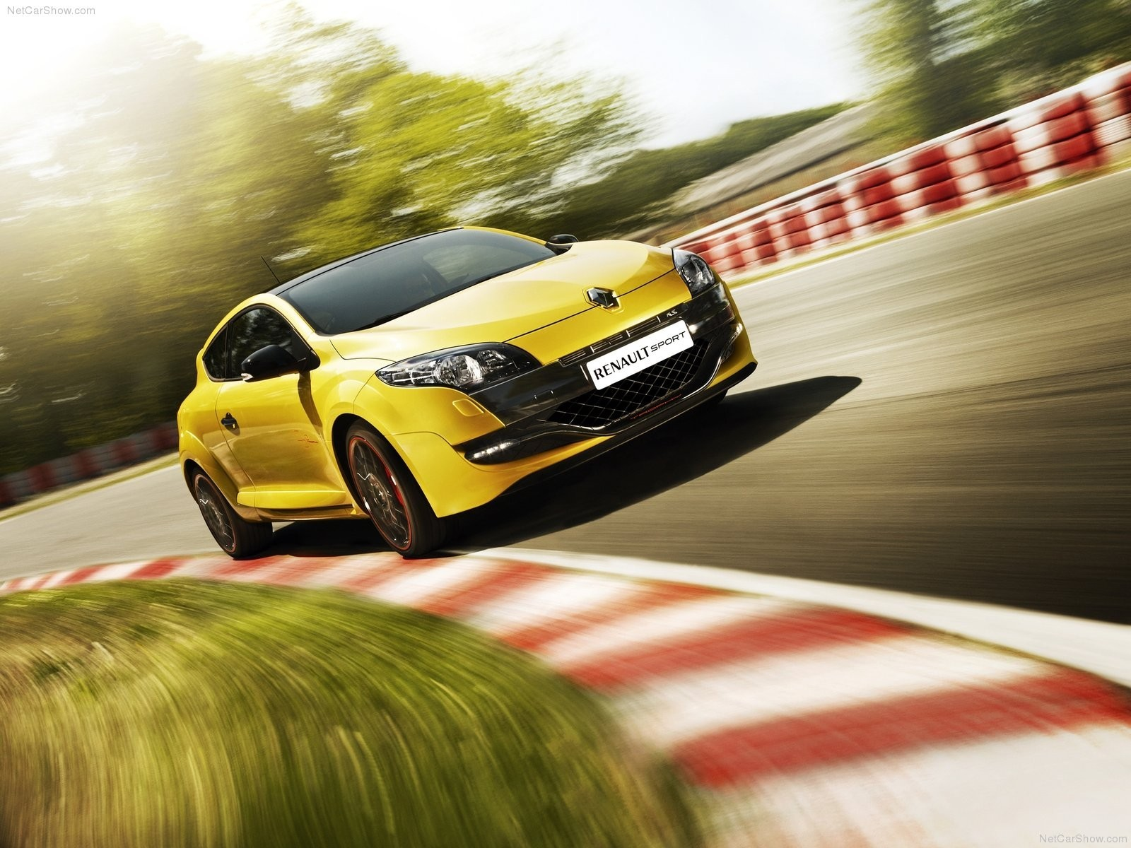 cars Renault Megane RS HD Wallpaper