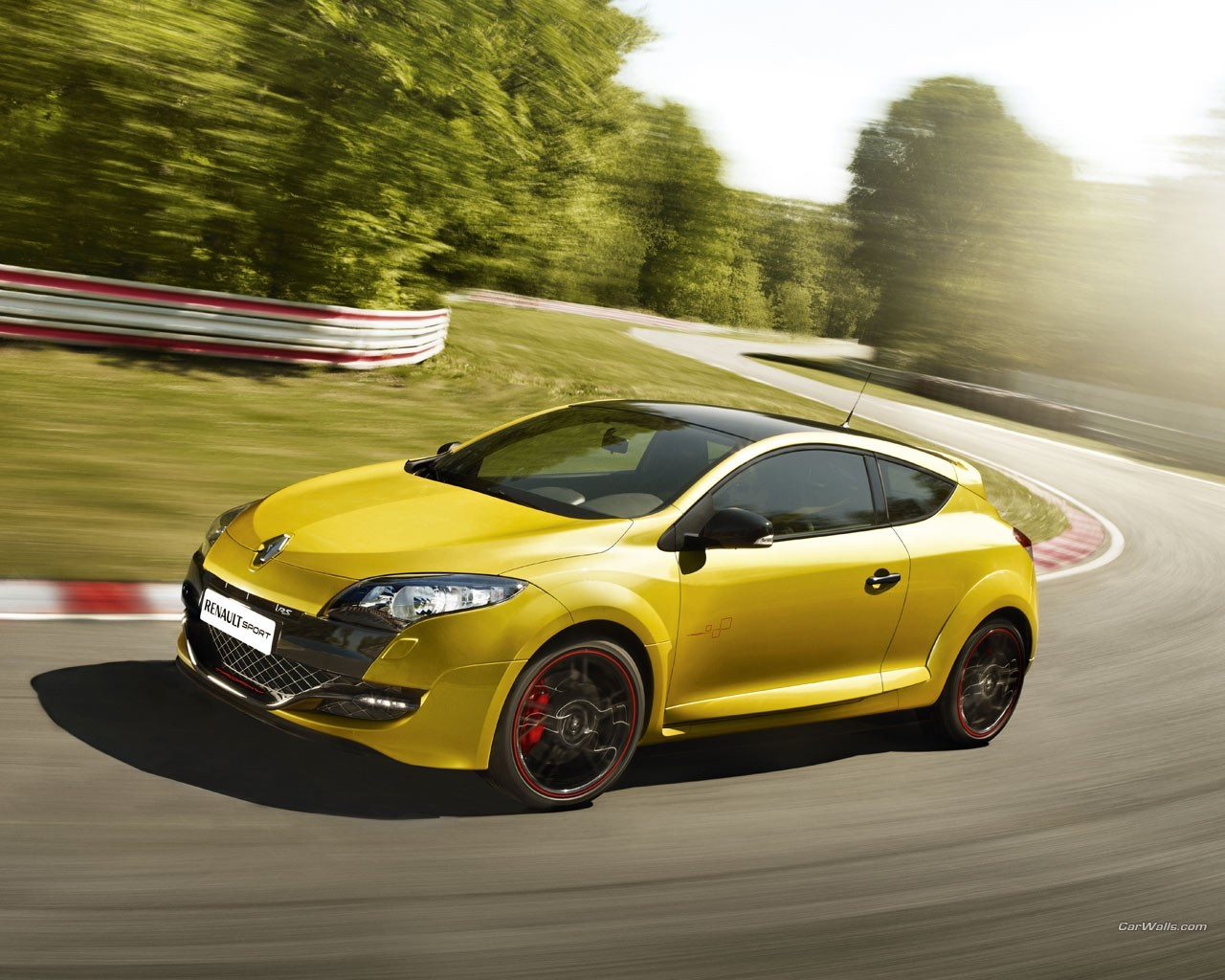 cars Sports Renault Megane HD Wallpaper