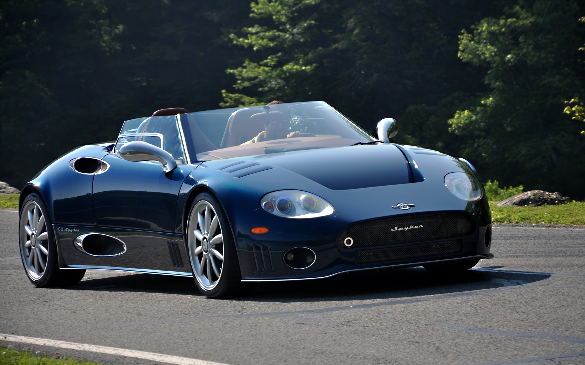 cars Spyker c8 HD Wallpaper