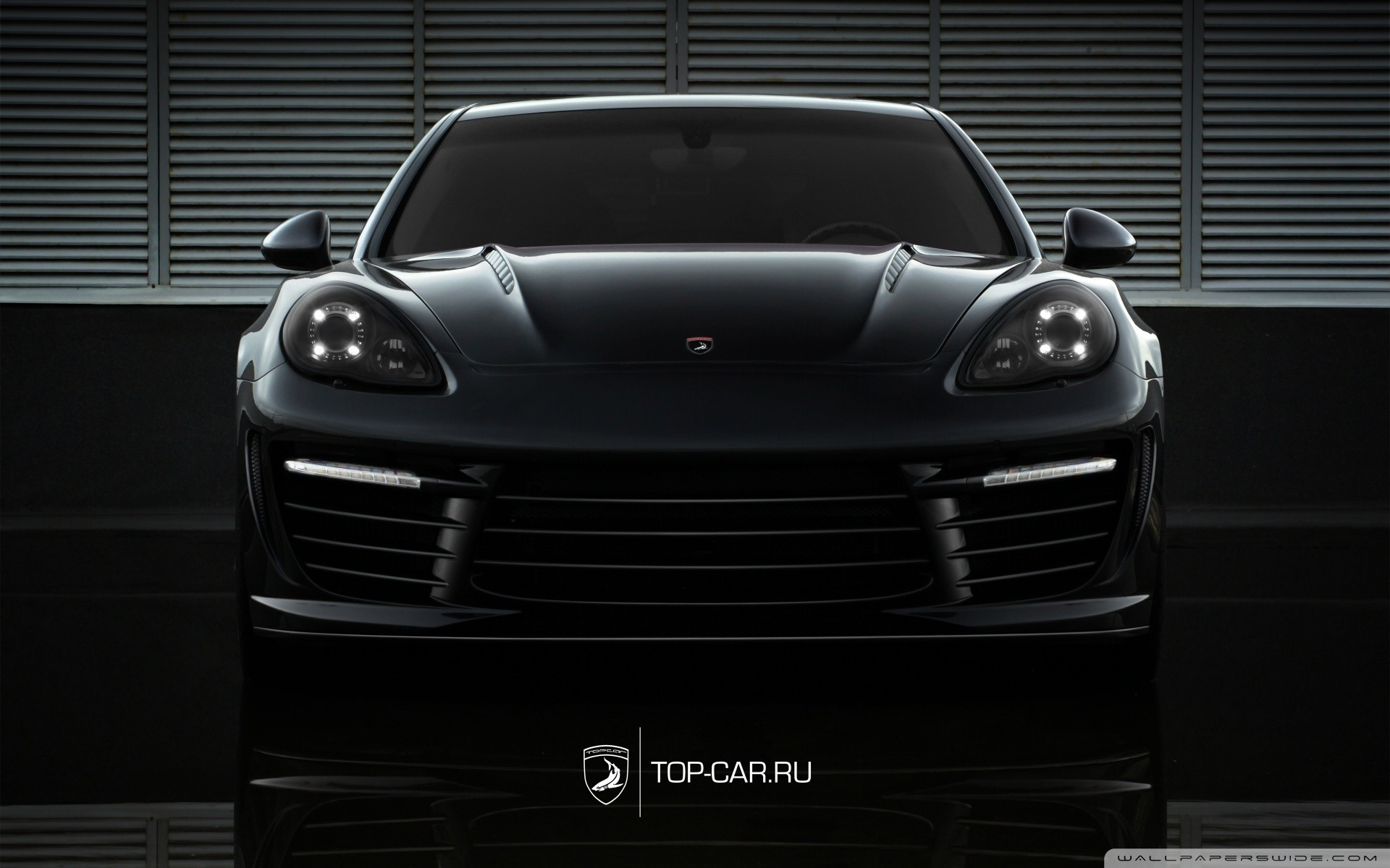 cars stingray Porsche Panamera HD Wallpaper