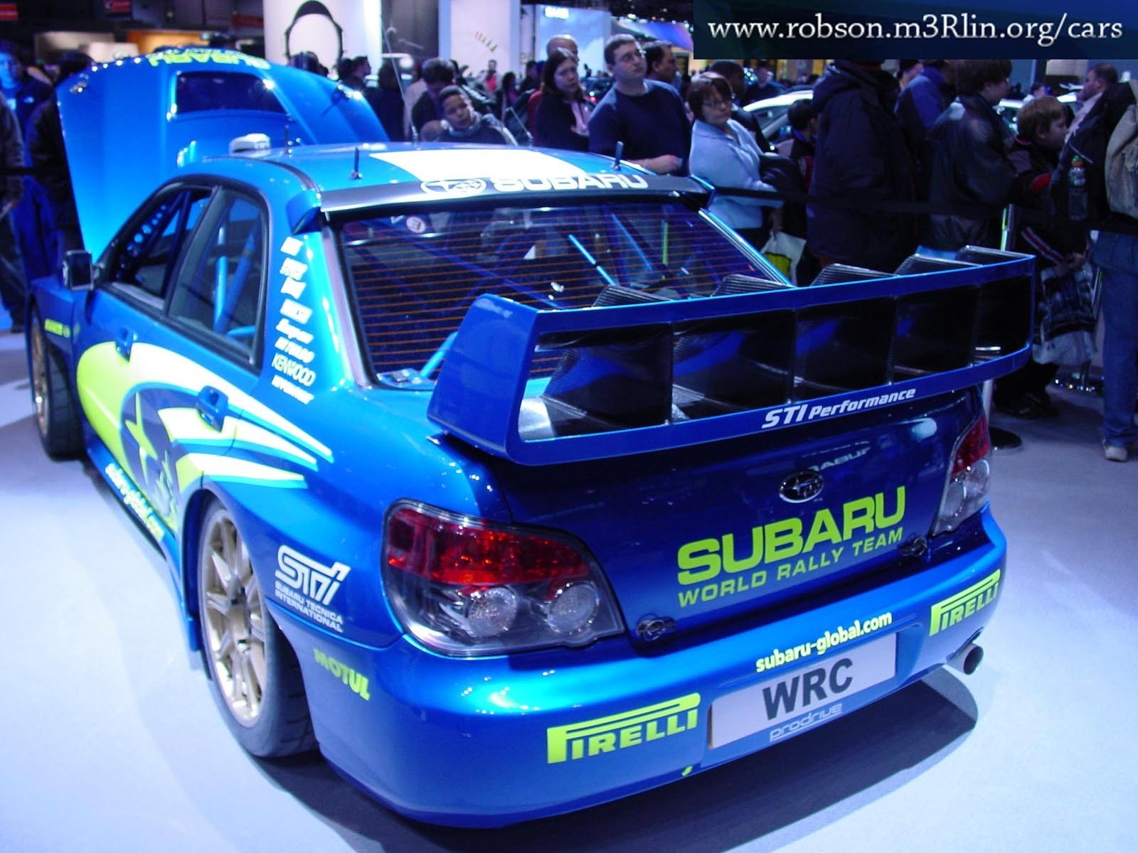 cars Subaru Impreza wrc HD Wallpaper