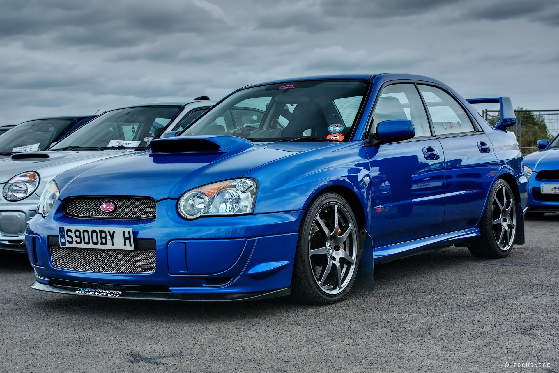 cars subaru impreza wrx HD Wallpaper