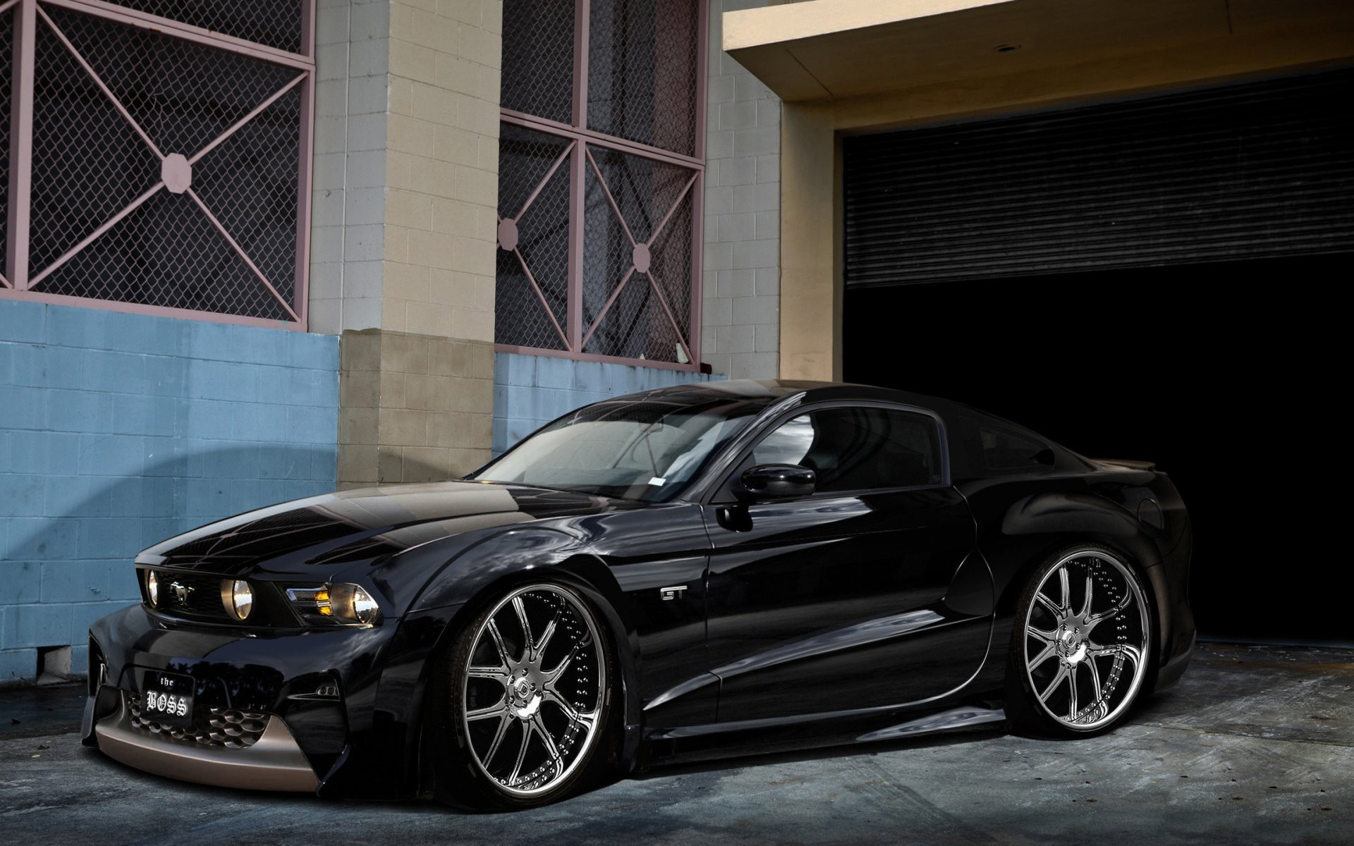 cars Supercars Ford Mustang HD Wallpaper