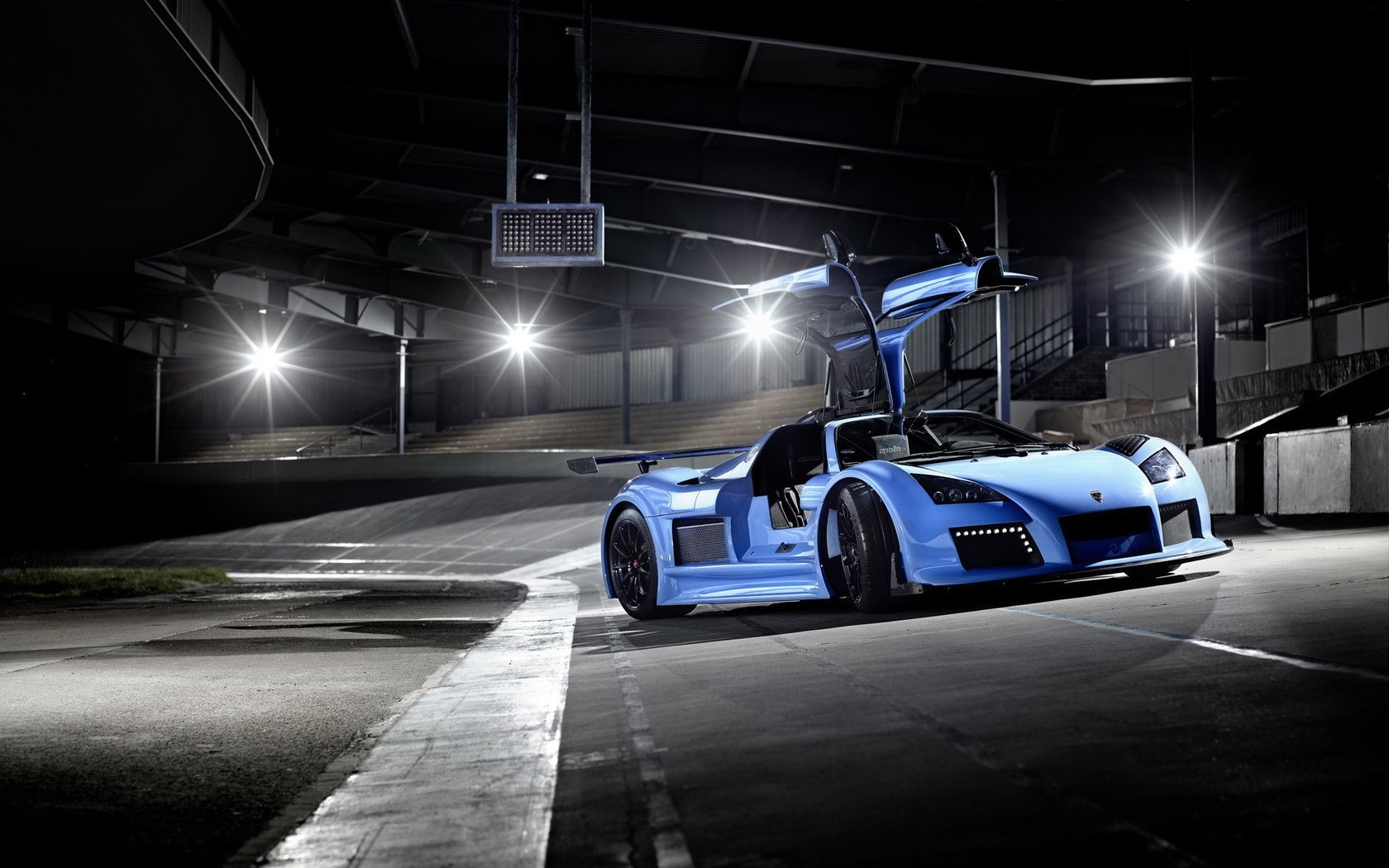 cars Supercars Gumpert Apollo