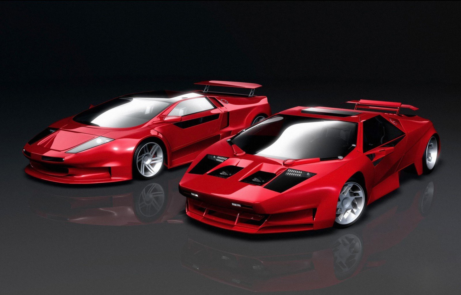 cars Supercars Vector Motors HD Wallpaper