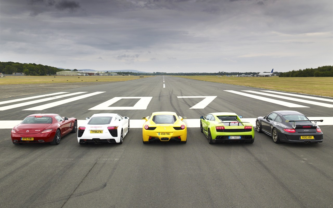 cars top gear Lamborghini HD Wallpaper