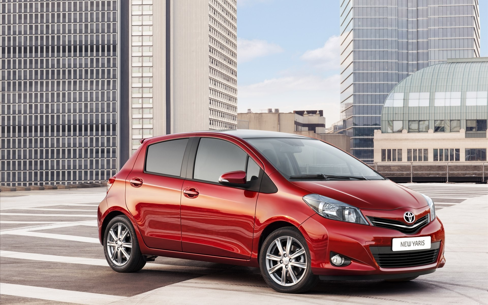 cars Toyota Toyota Yaris HD Wallpaper
