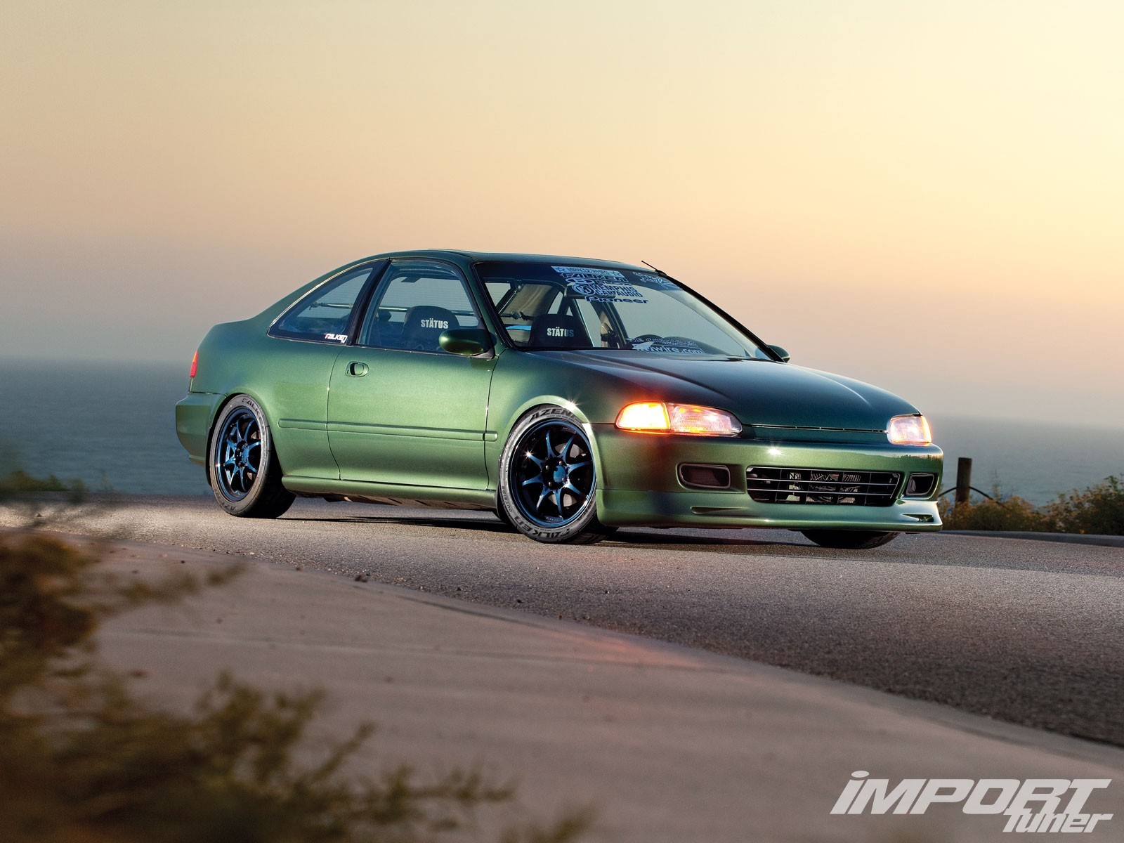 cars tuning Honda civic HD Wallpaper