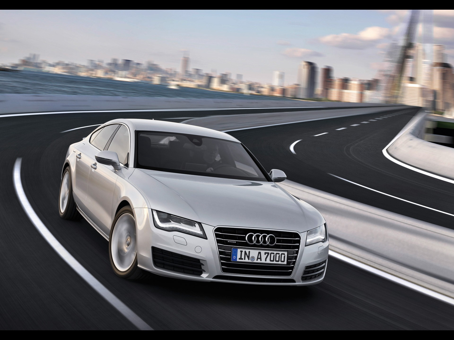 cars vehicles audi a7 HD Wallpaper