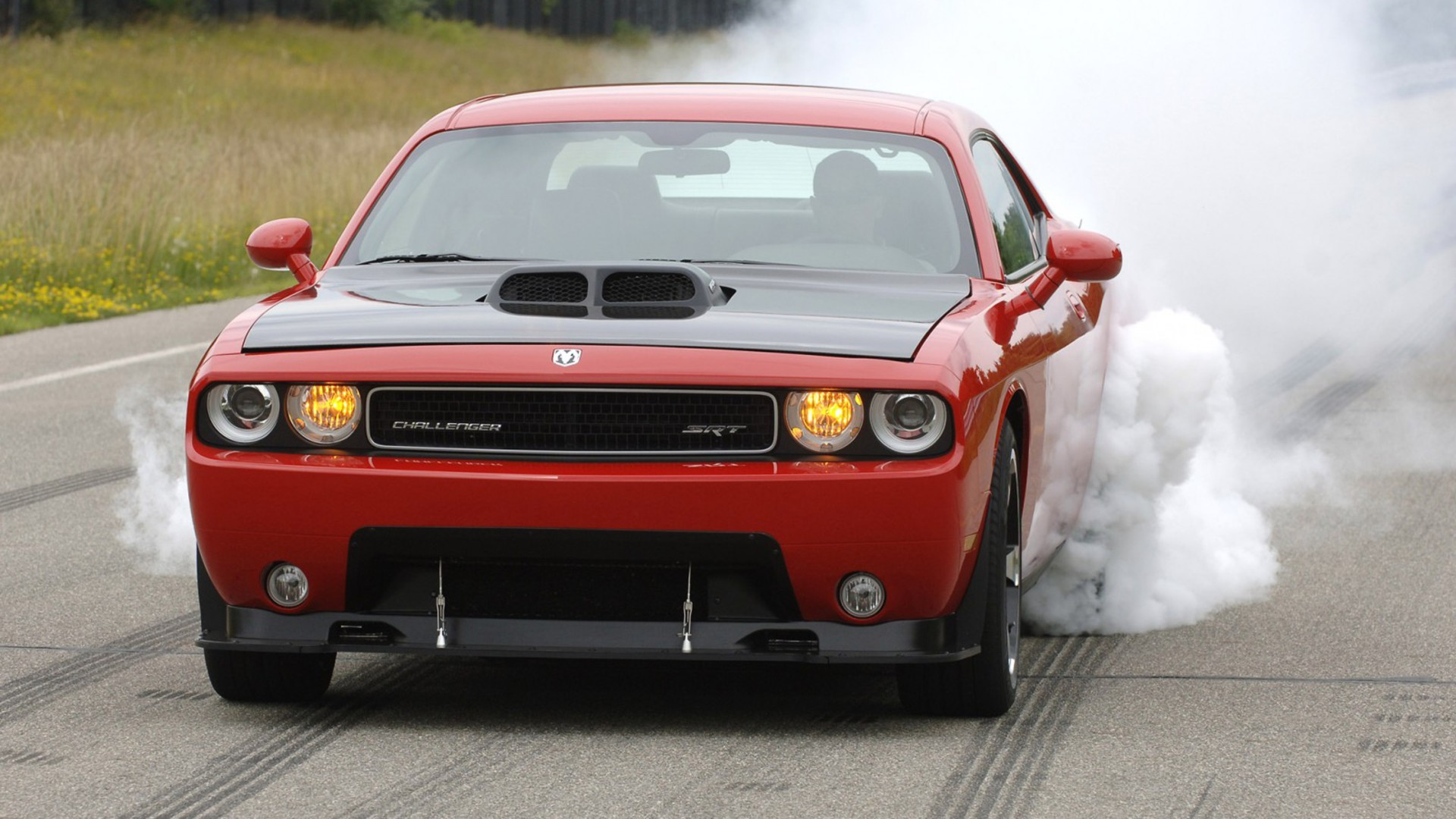 Cars Vehicles Burnout Dodge