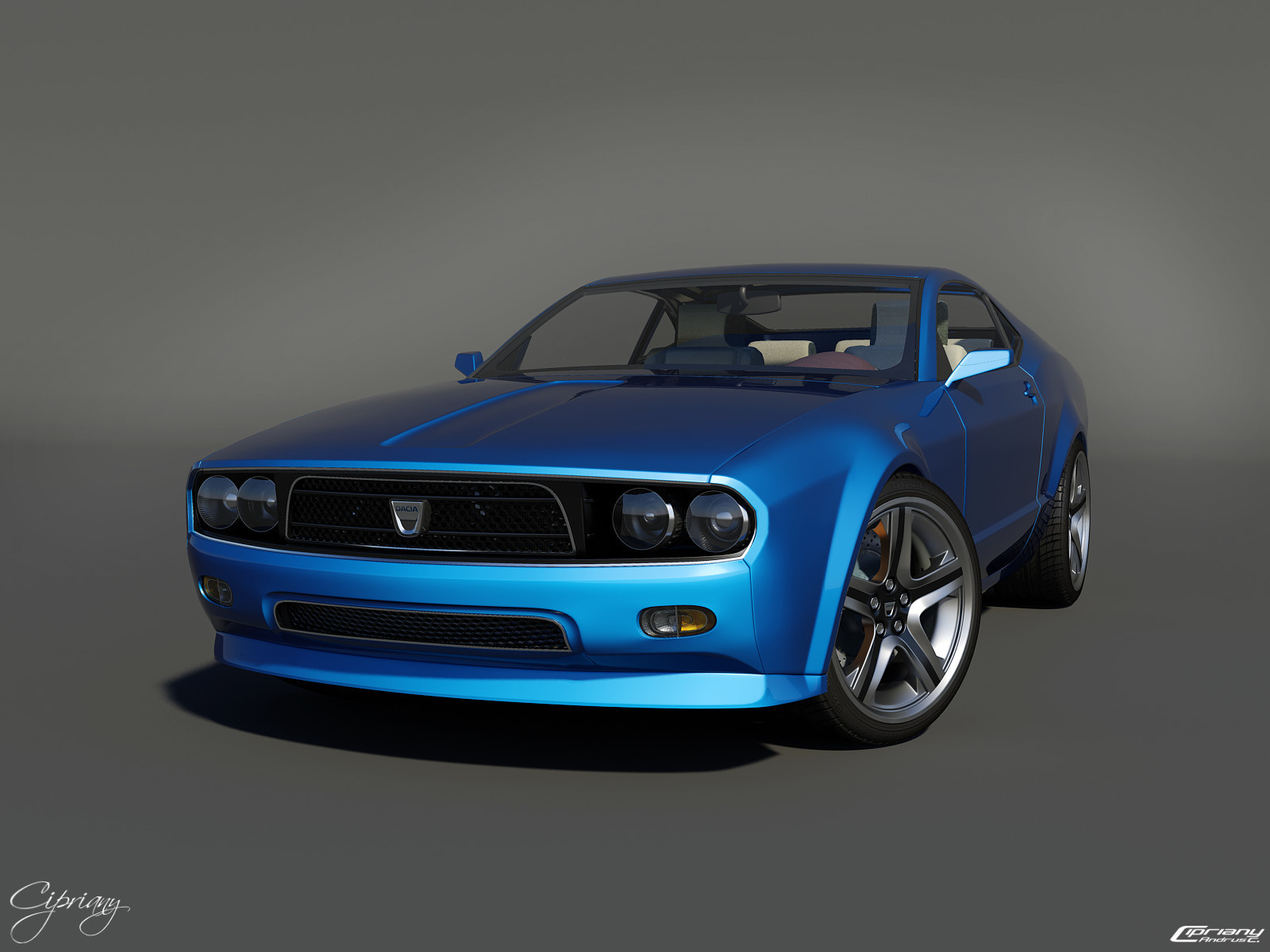 cars vehicles Dacia mc HD Wallpaper