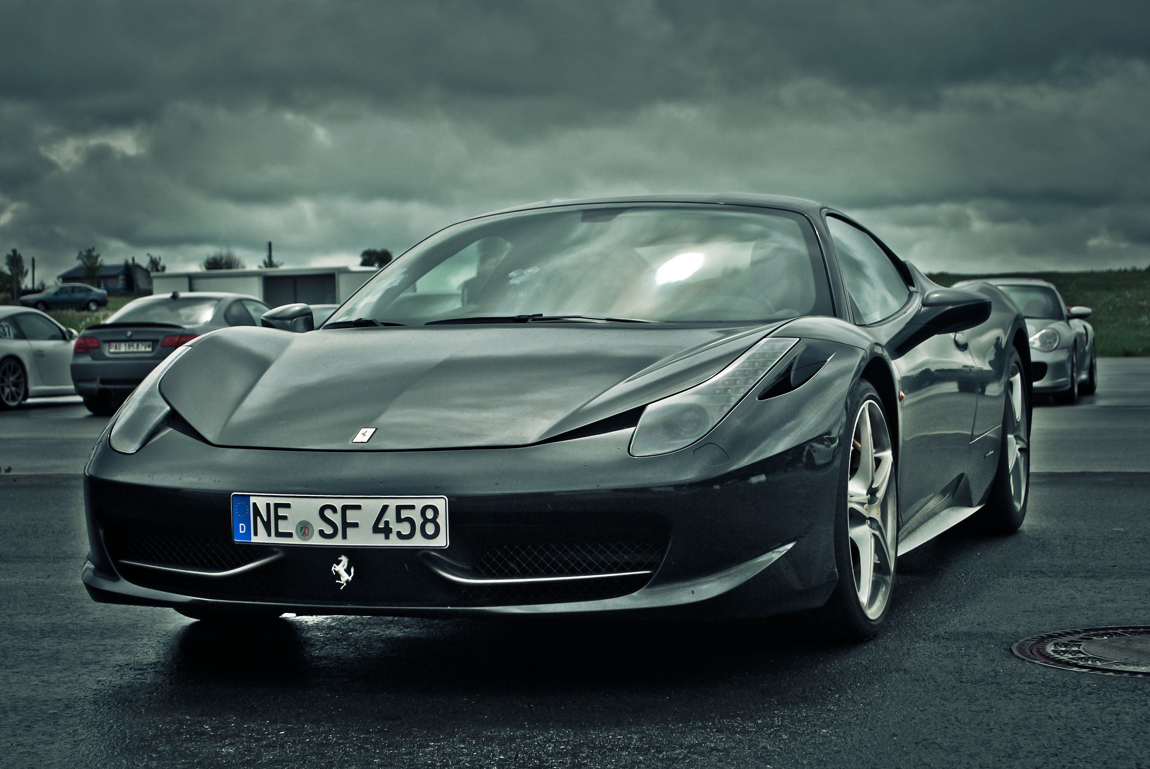 cars vehicles ferrari 458 HD Wallpaper