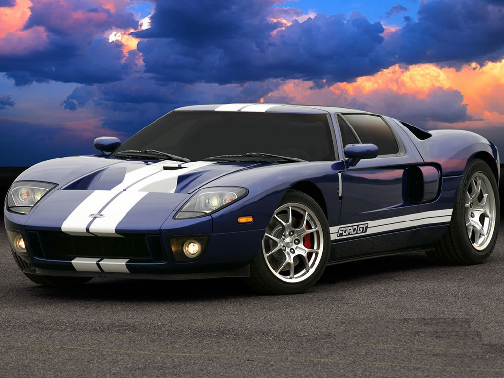 cars vehicles ford gt