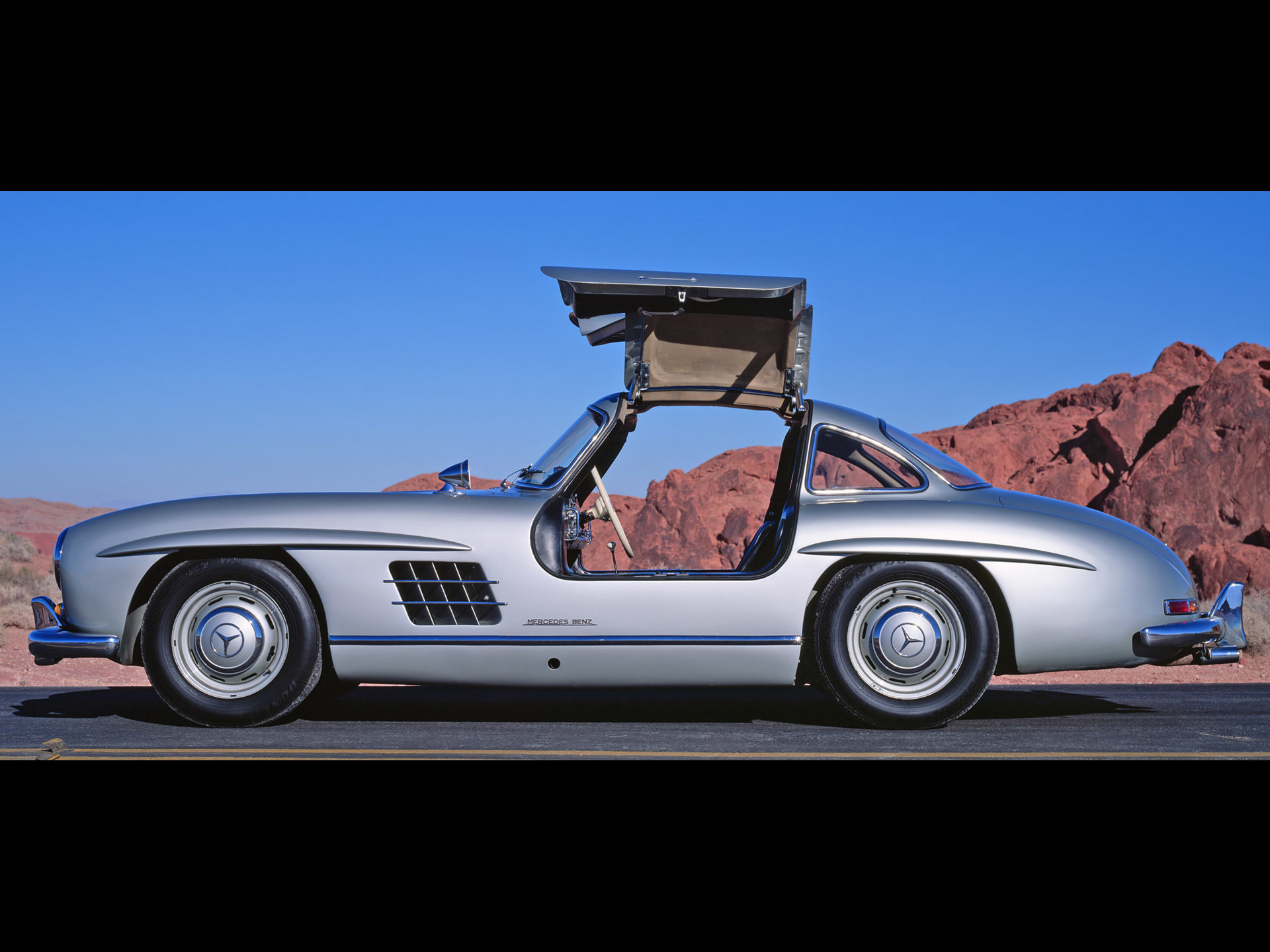 cars vehicles Mercedes-Benz 300SL HD Wallpaper