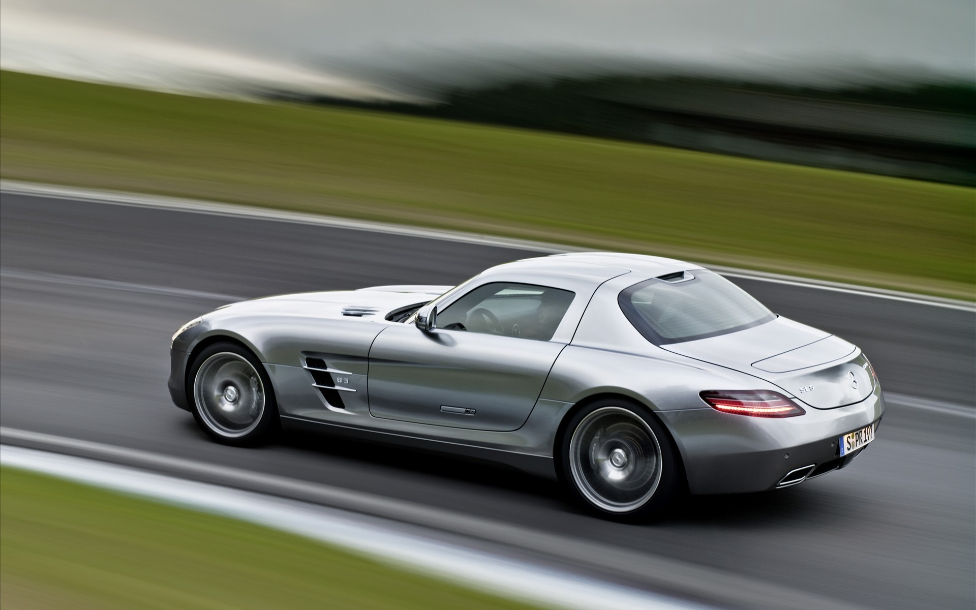 cars vehicles mercedes-benz sls