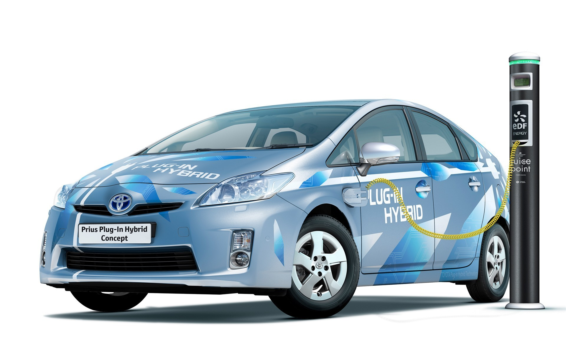 cars vehicles Prius Toyota HD Wallpaper