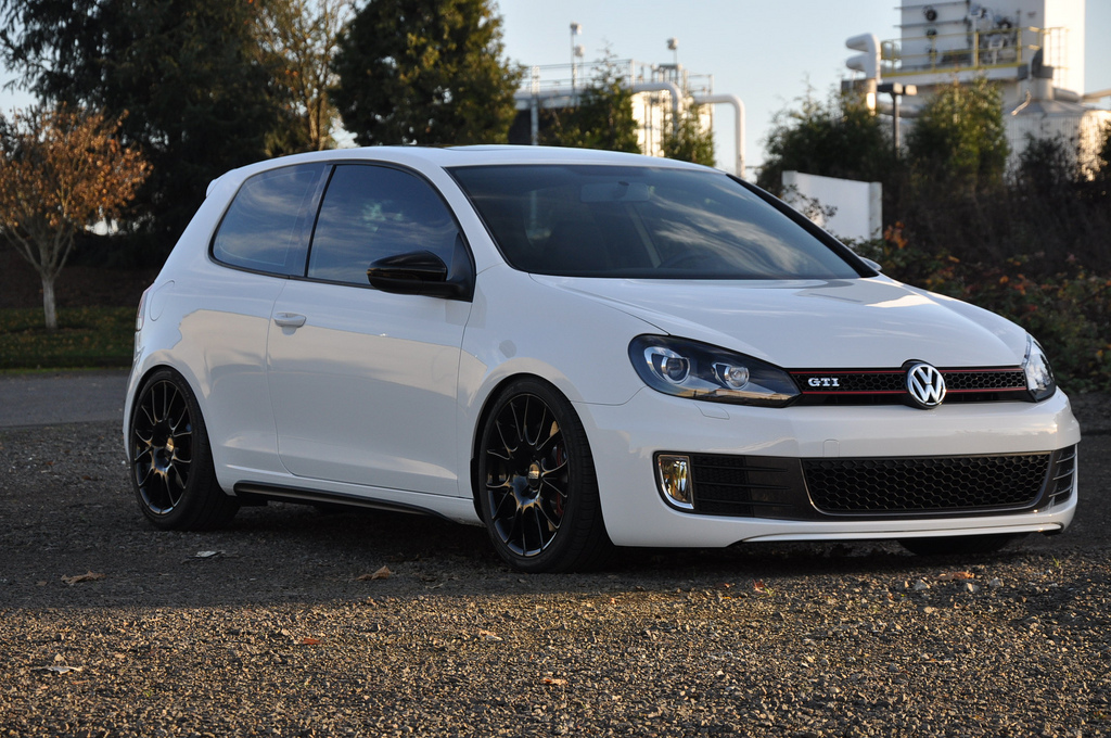 cars Volkswagen Volkswagen GTI HD Wallpaper