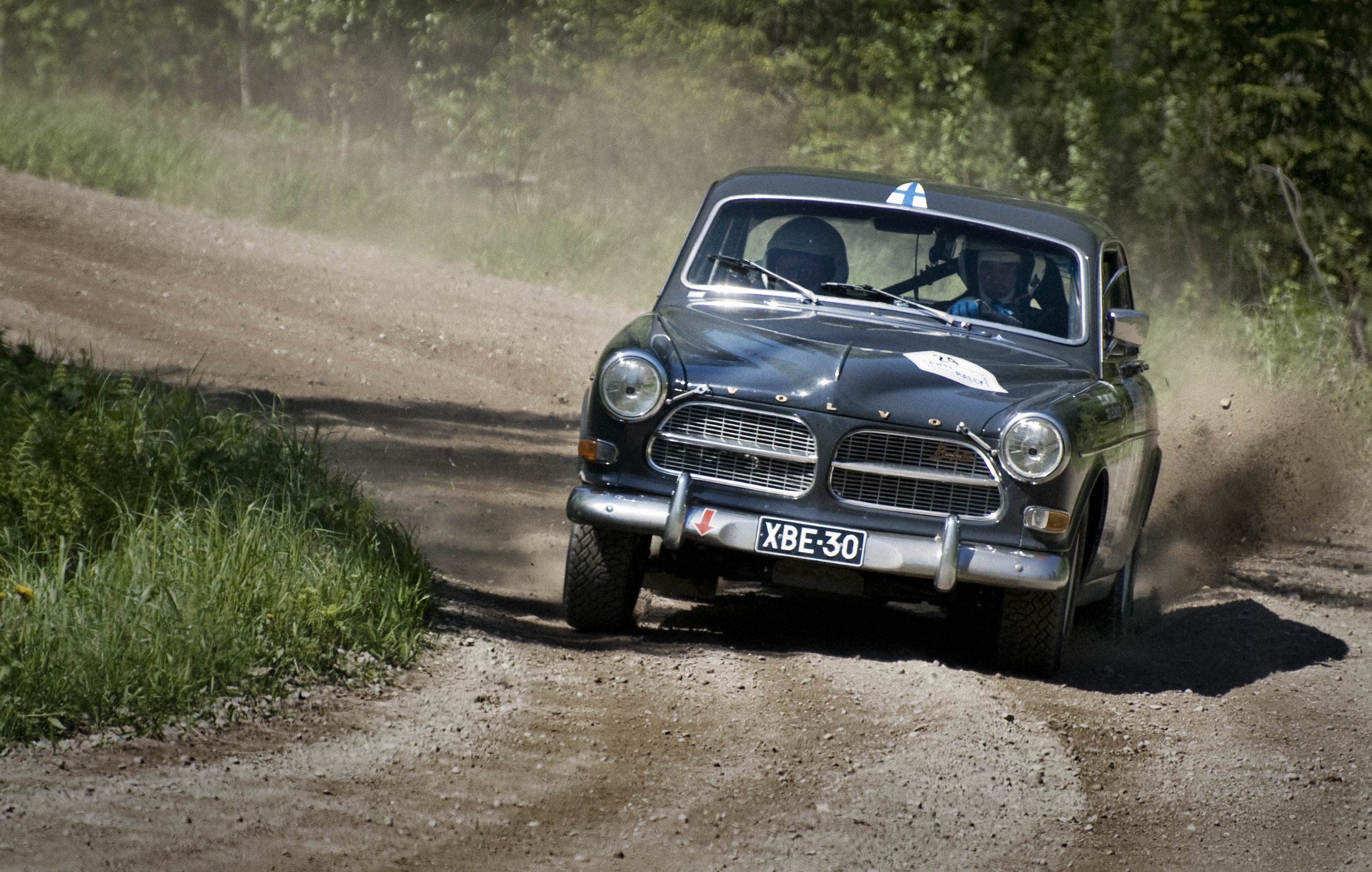 cars Volvo rally amazon HD Wallpaper